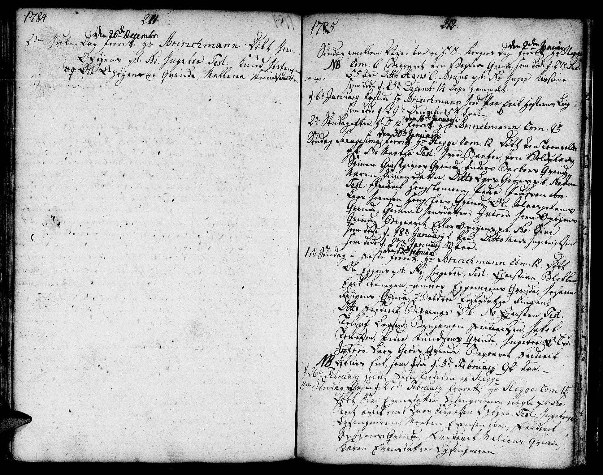SAT, Ministerialprotokoller, klokkerbøker og fødselsregistre - Sør-Trøndelag, 671/L0840: Ministerialbok nr. 671A02, 1756-1794, s. 311-312