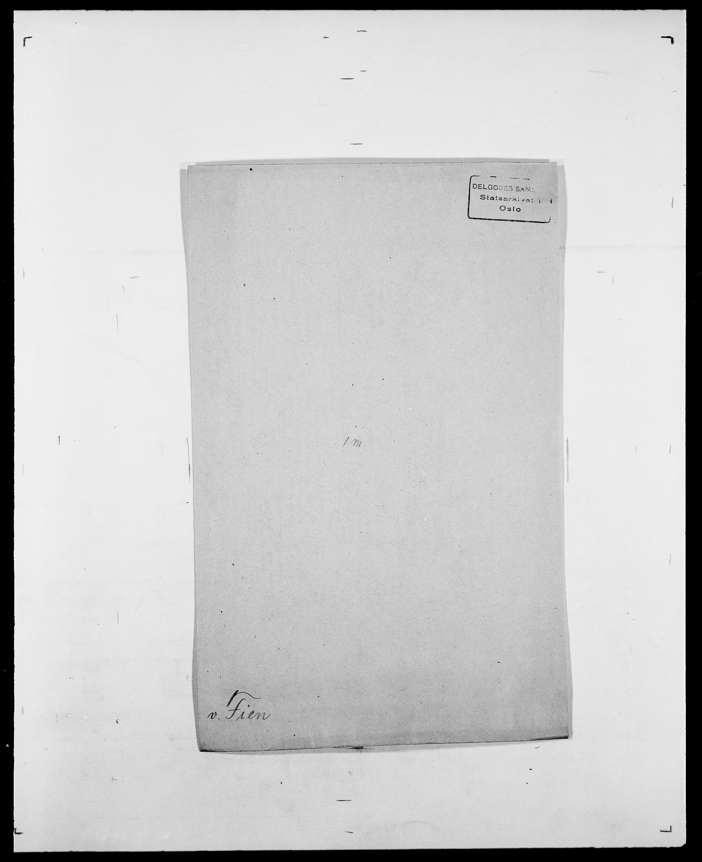 SAO, Delgobe, Charles Antoine - samling, D/Da/L0011: Fahlander - Flood, Flod, s. 416