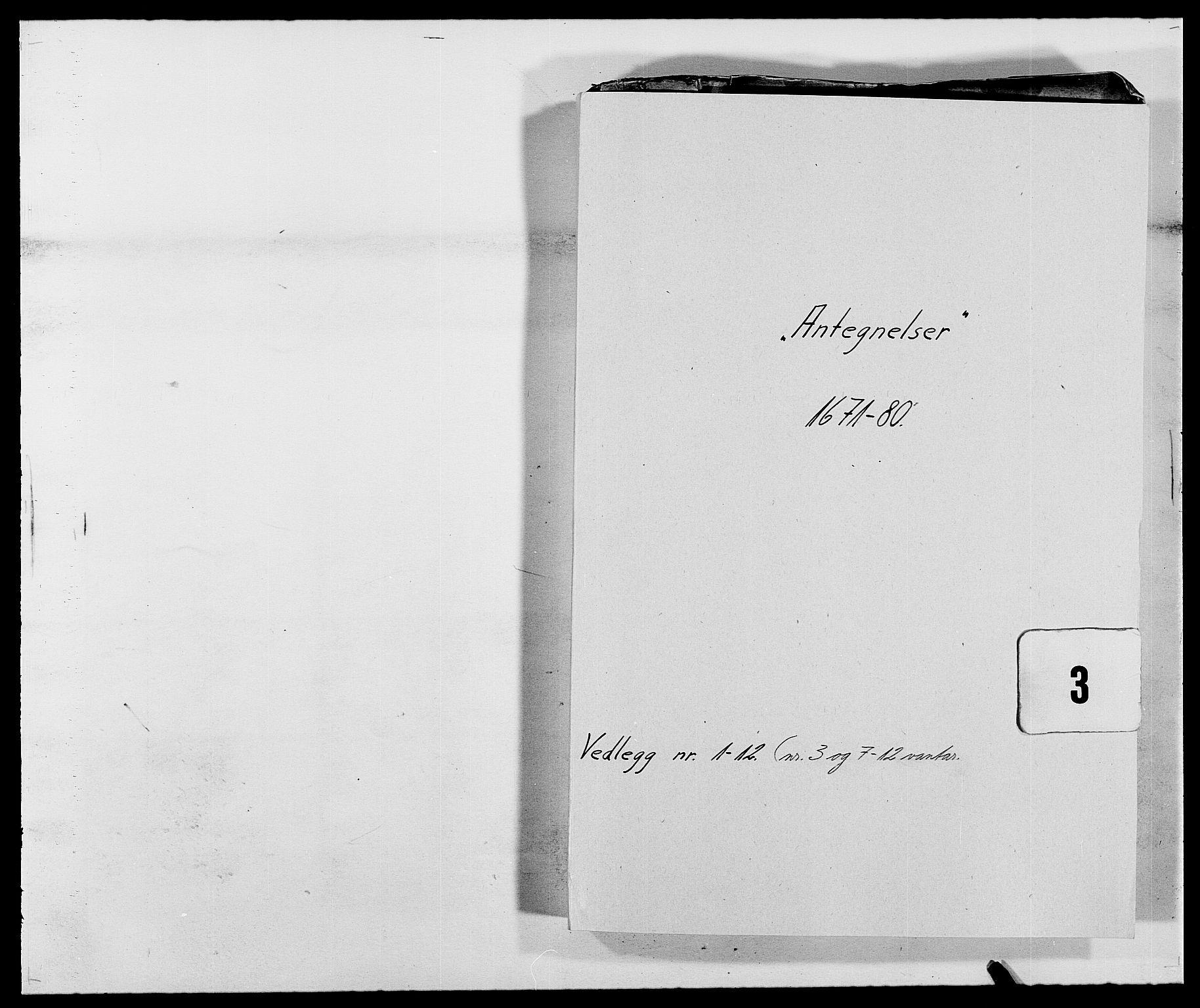 RA, Rentekammeret inntil 1814, Reviderte regnskaper, Fogderegnskap, R47/L2851: Fogderegnskap Ryfylke, 1680, s. 1