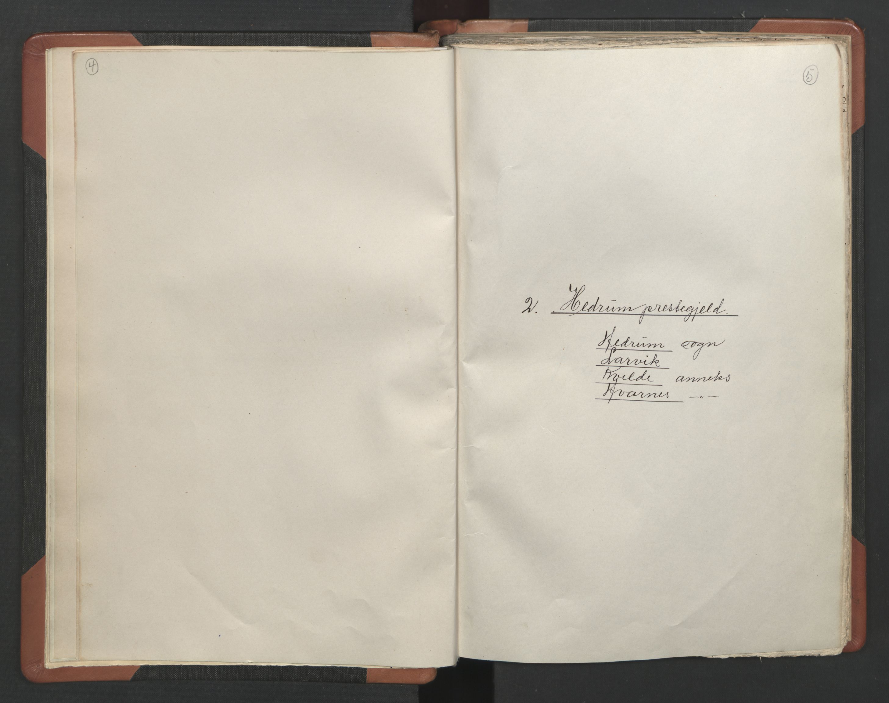 RA, Sogneprestenes manntall 1664-1666, nr. 11: Brunlanes prosti, 1664-1666, s. 4-5