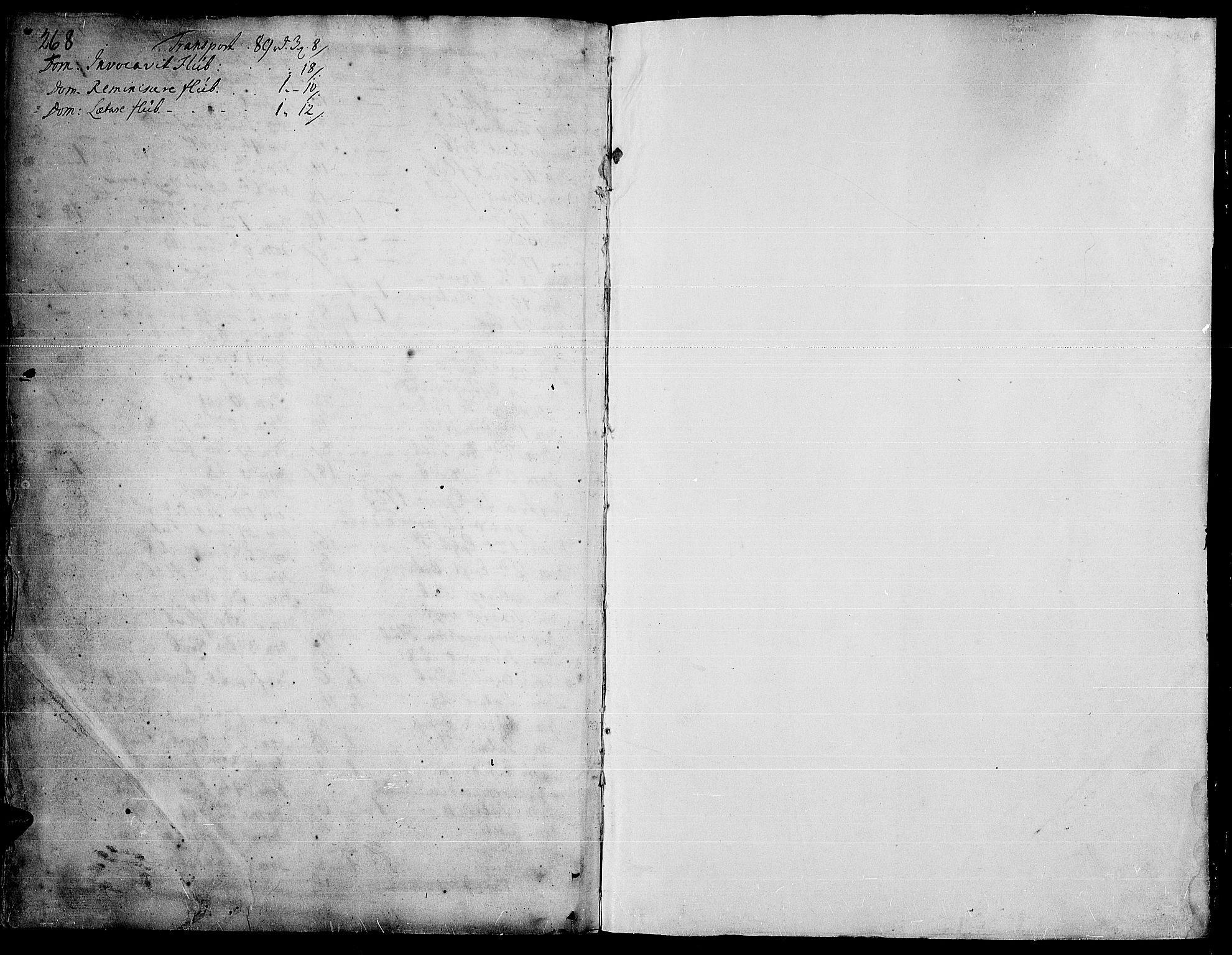 SAH, Land prestekontor, Ministerialbok nr. 1, 1708-1732, s. 268-269