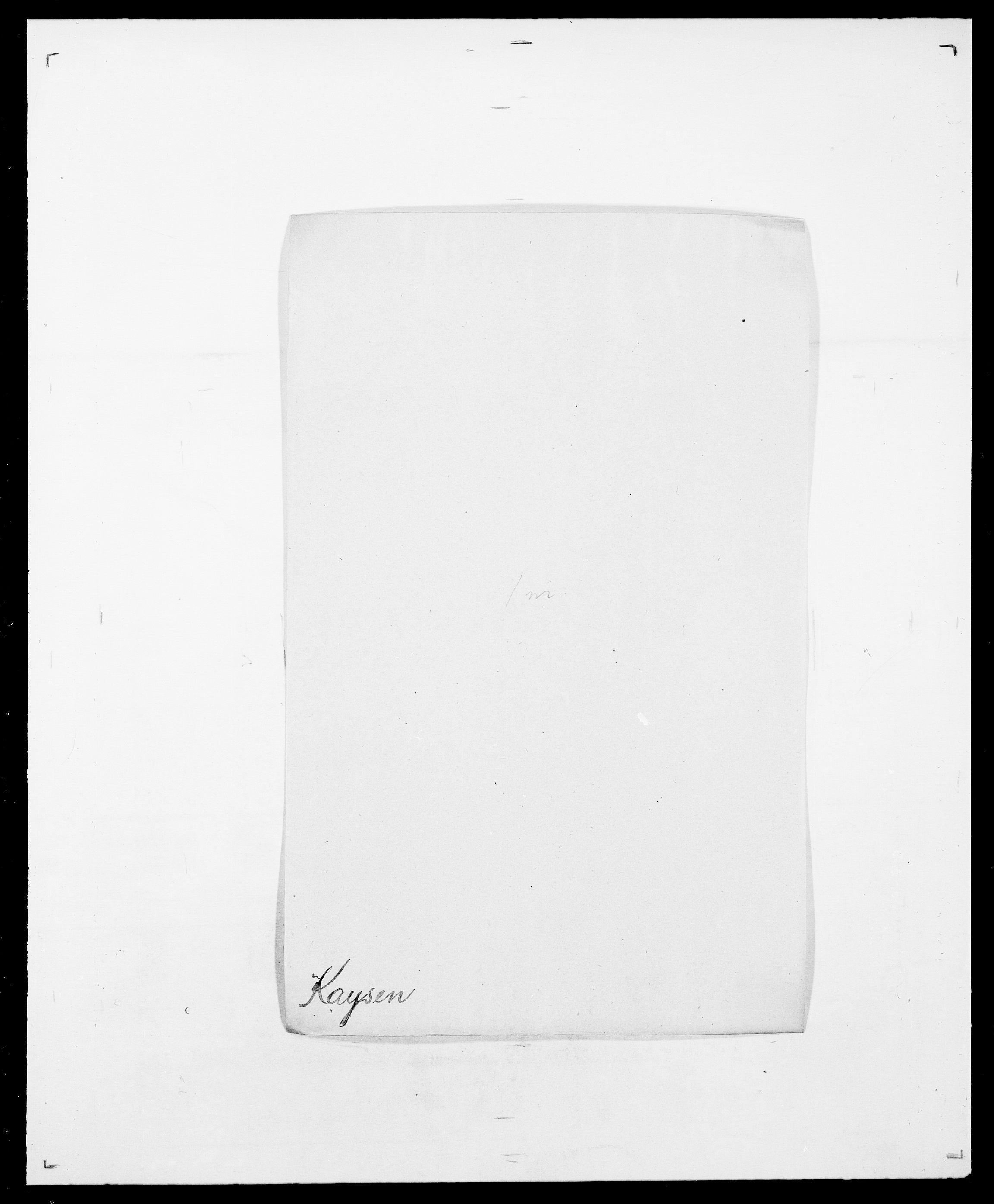 SAO, Delgobe, Charles Antoine - samling, D/Da/L0020: Irgens - Kjøsterud, s. 508