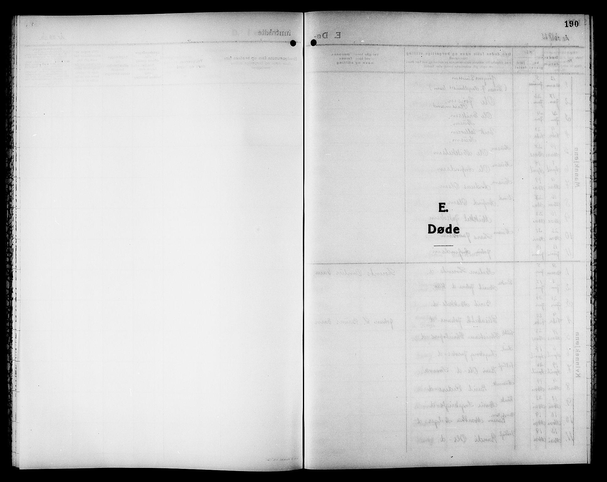 SAT, Ministerialprotokoller, klokkerbøker og fødselsregistre - Nord-Trøndelag, 749/L0486: Ministerialbok nr. 749D02, 1873-1887, s. 190