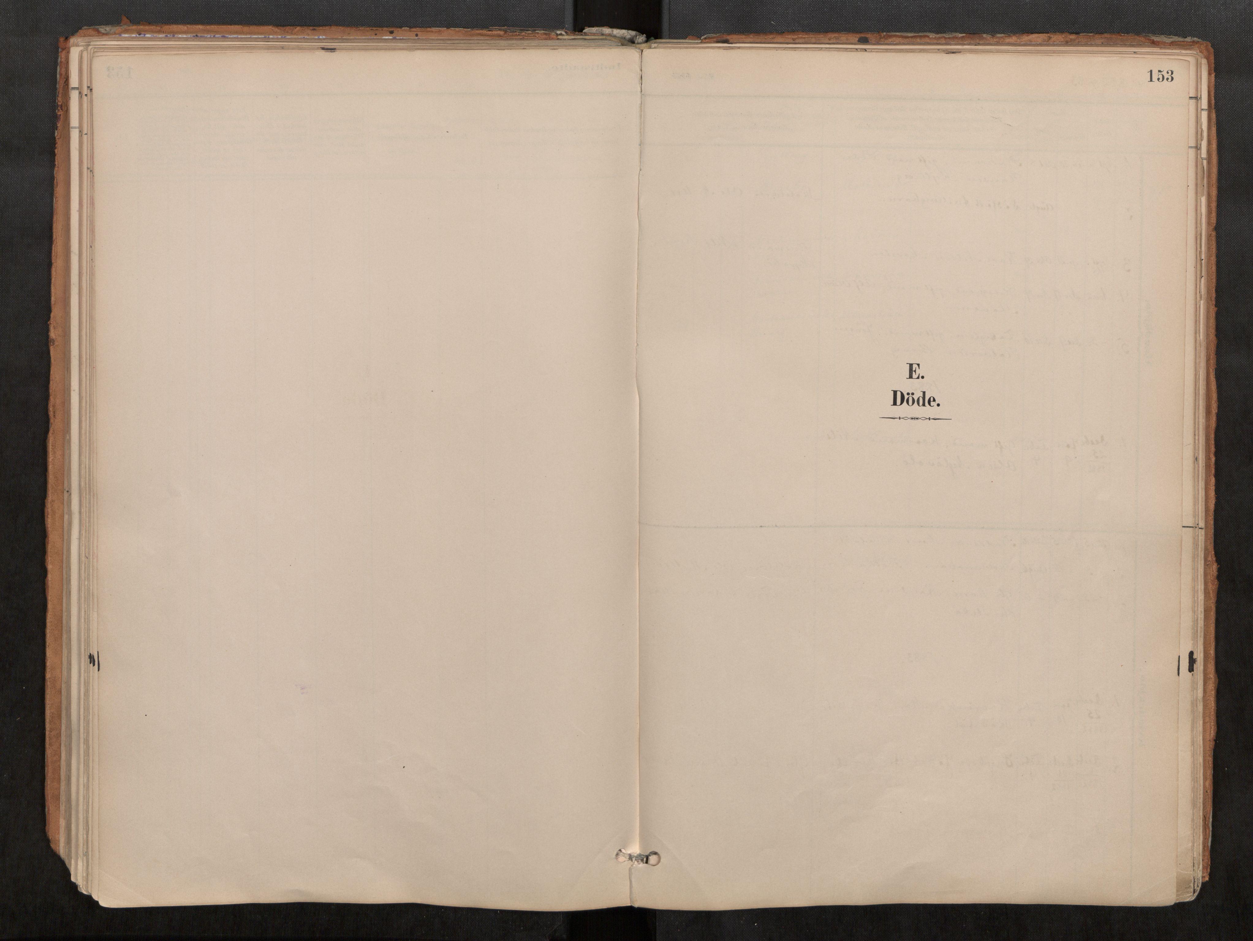 SAT, Grytten sokneprestkontor, Ministerialbok nr. 546A03, 1882-1920, s. 153