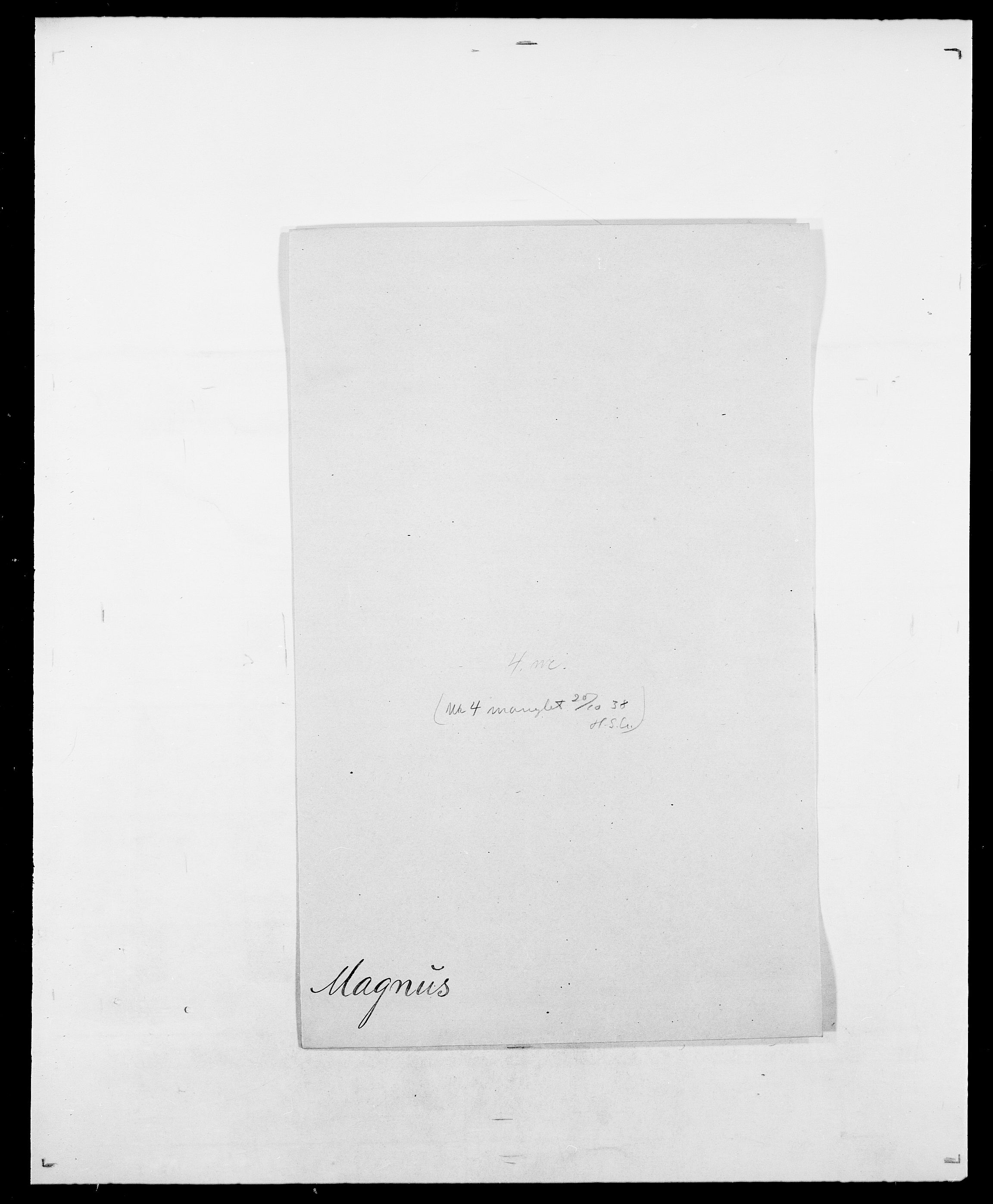SAO, Delgobe, Charles Antoine - samling, D/Da/L0025: Løberg - Mazar, s. 221
