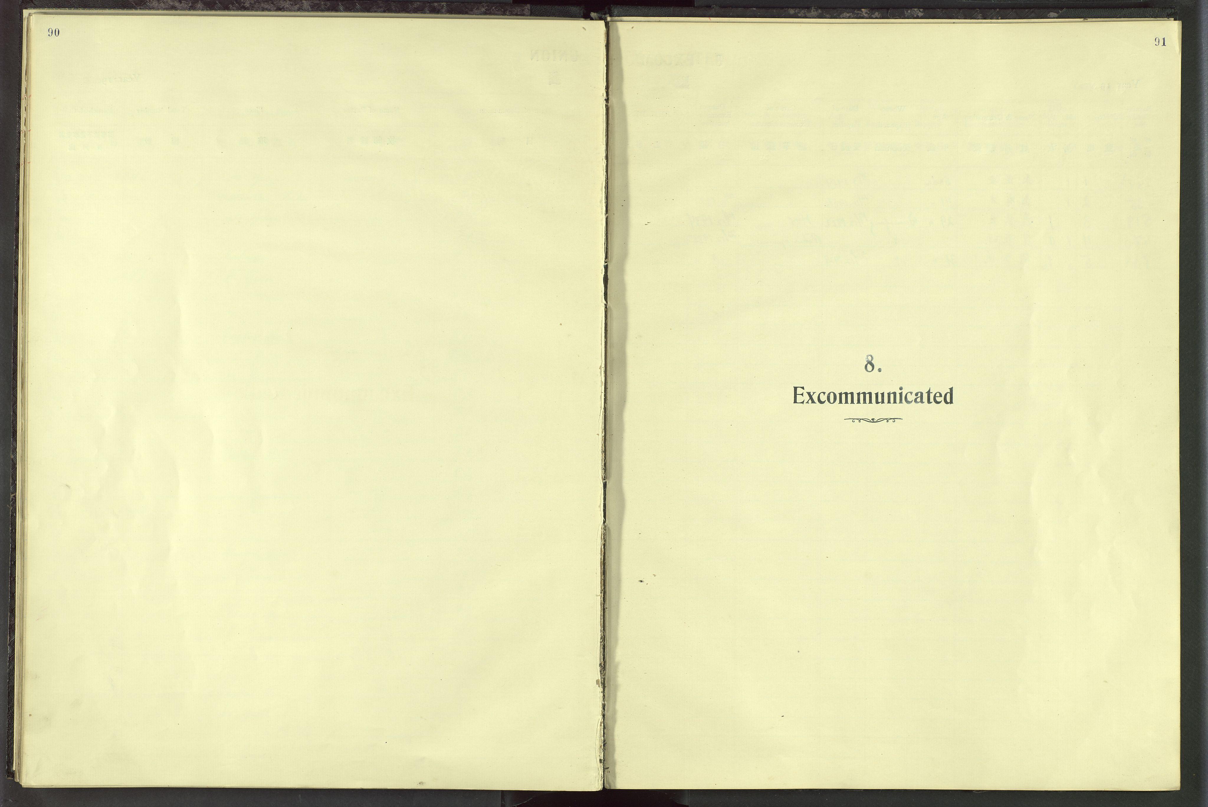 VID, Det Norske Misjonsselskap - utland - Kina (Hunan), Dm/L0019: Ministerialbok nr. 57, 1920-1949, s. 90-91