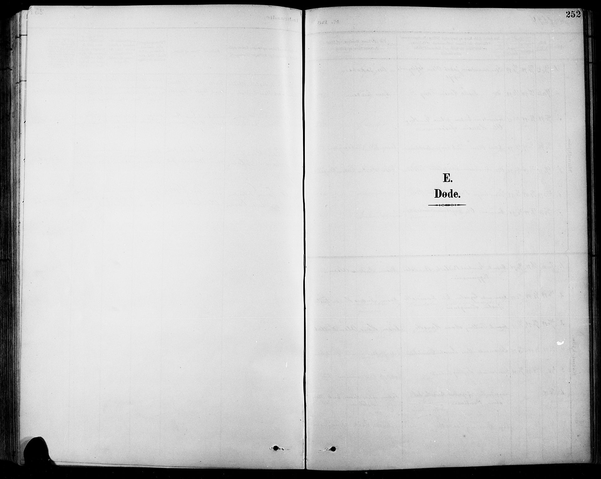 SAH, Sel prestekontor, Klokkerbok nr. 1, 1894-1923, s. 252