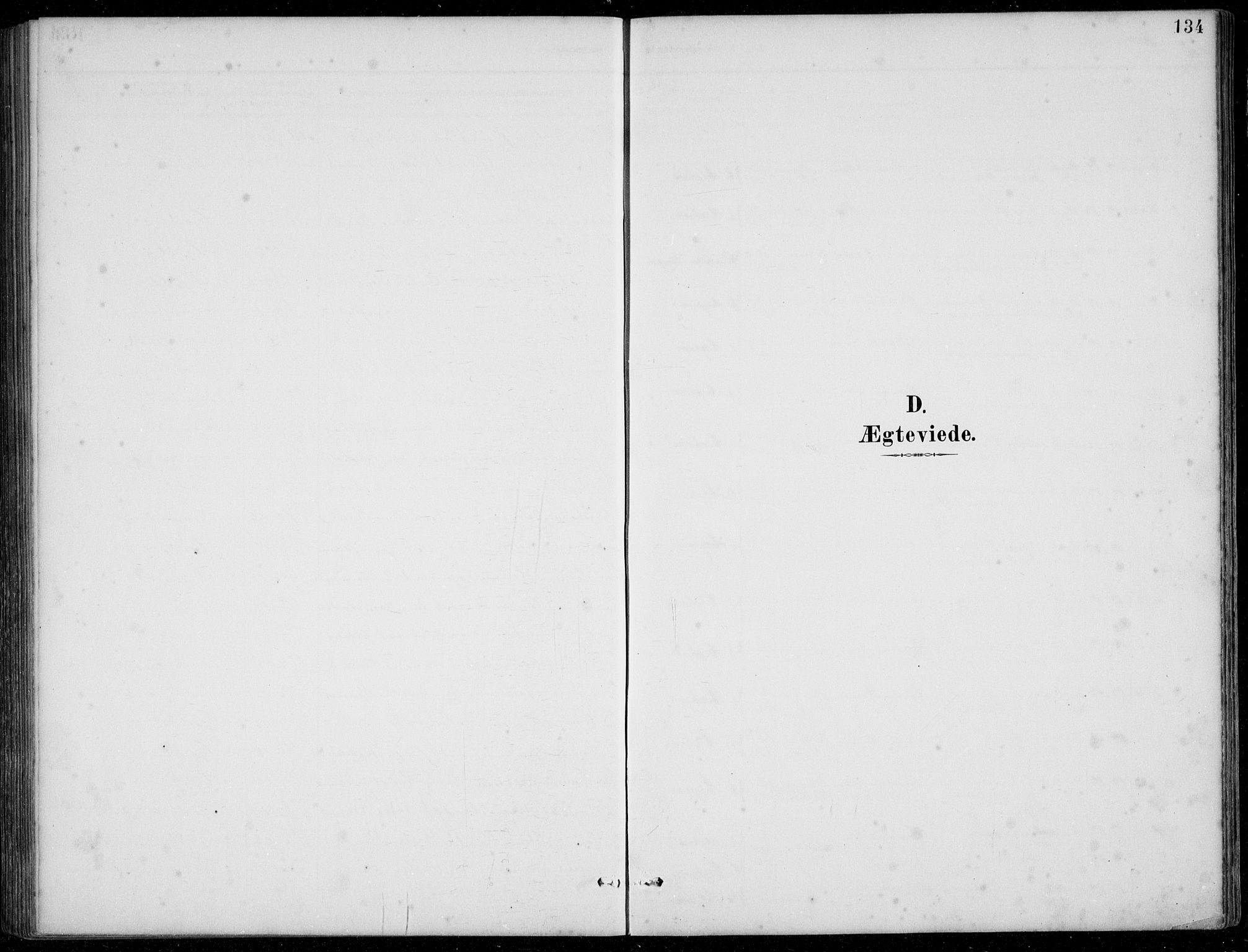 SAB, Jølster Sokneprestembete, Klokkerbok nr. B 2, 1887-1920, s. 134
