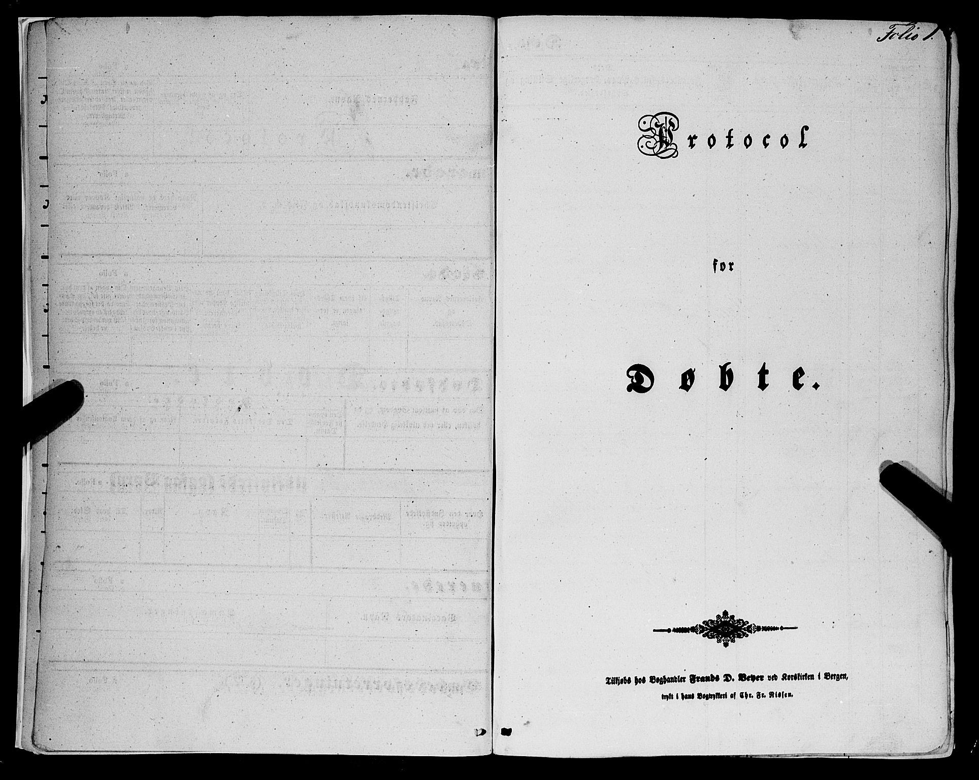 SAB, Sogndal Sokneprestembete, H/Haa/Haaa/L0012I: Ministerialbok nr. A 12I, 1847-1859, s. 1
