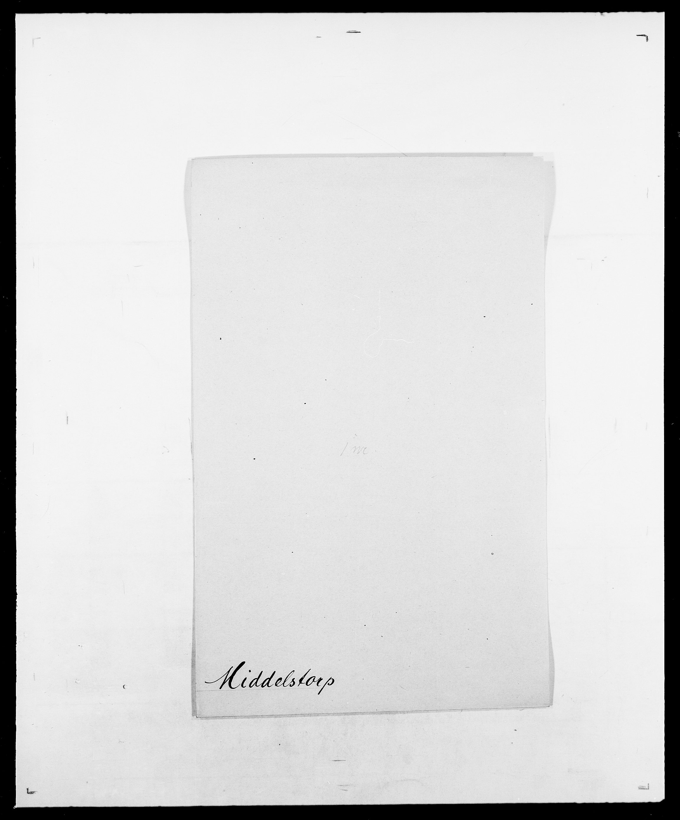 SAO, Delgobe, Charles Antoine - samling, D/Da/L0026: Mechelby - Montoppidan, s. 546