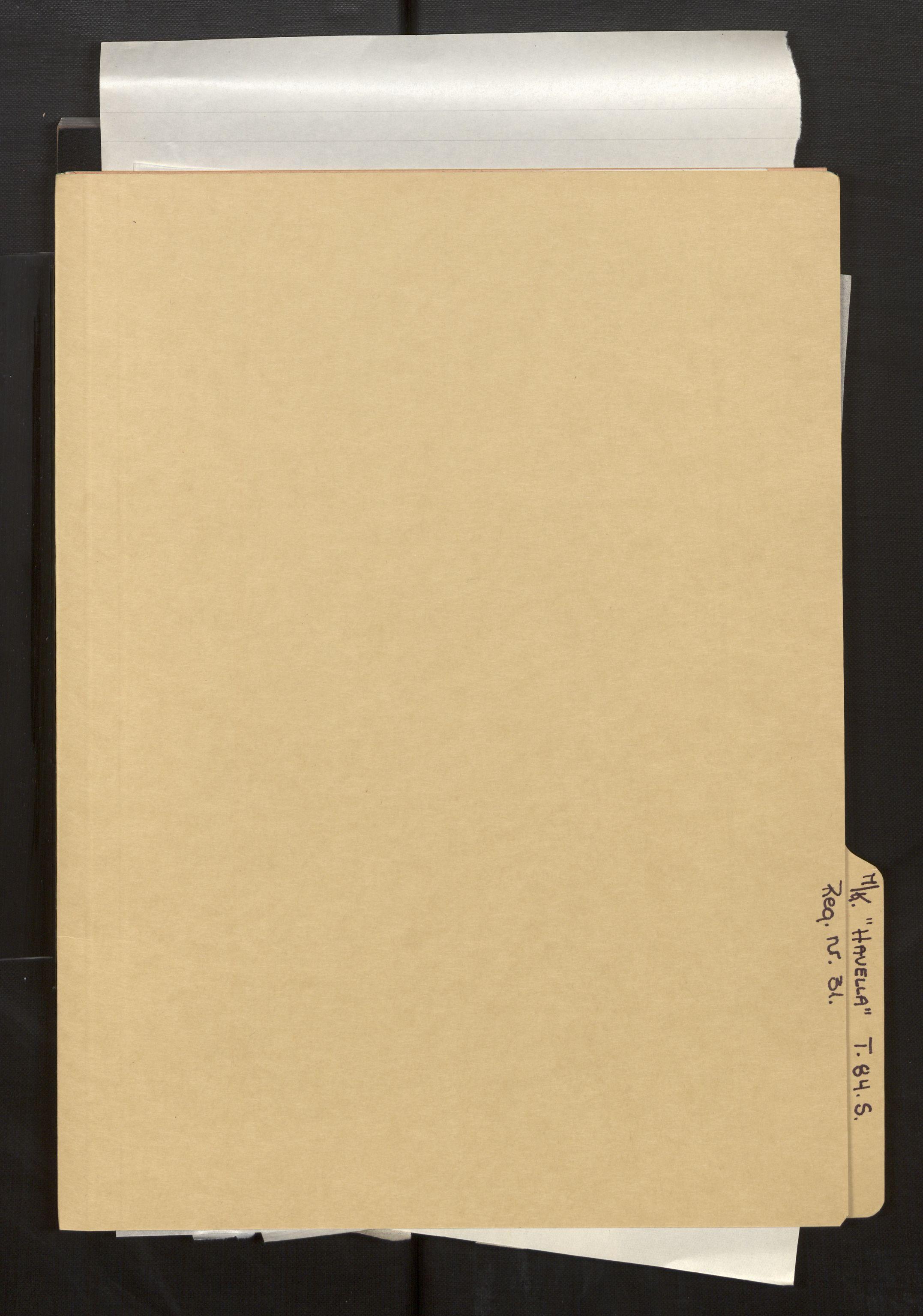 SAB, Fiskeridirektoratet - 1 Adm. ledelse - 13 Båtkontoret, La/L0042: Statens krigsforsikring for fiskeflåten, 1936-1971, s. 383