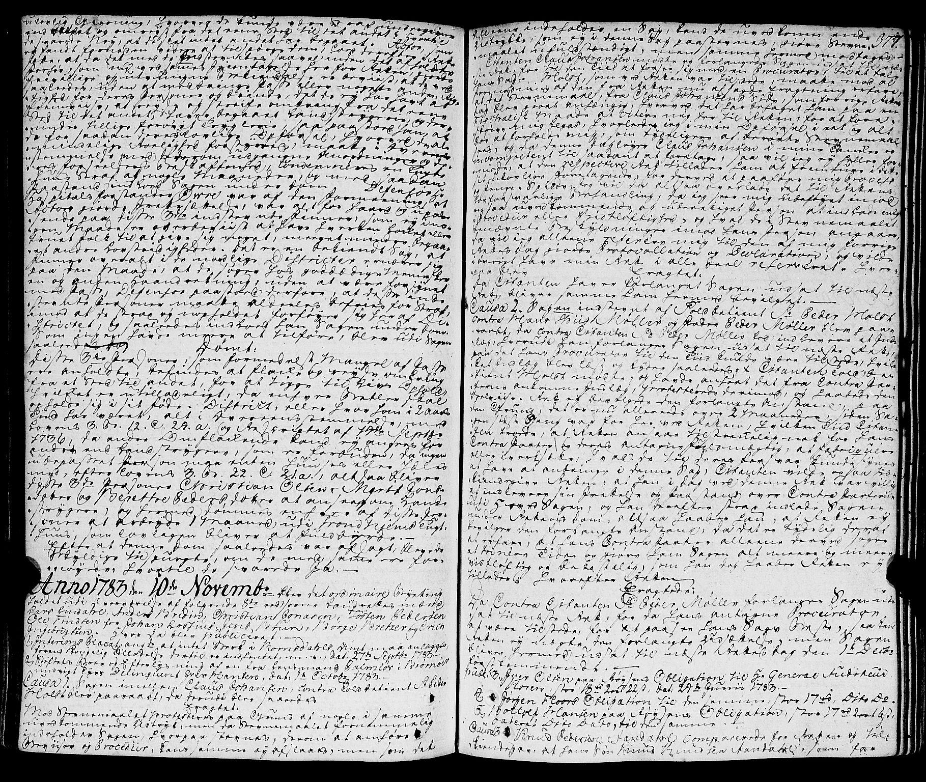 SAT, Molde byfogd, 1/1A/L0001: Justisprotokoll, 1764-1796, s. 378