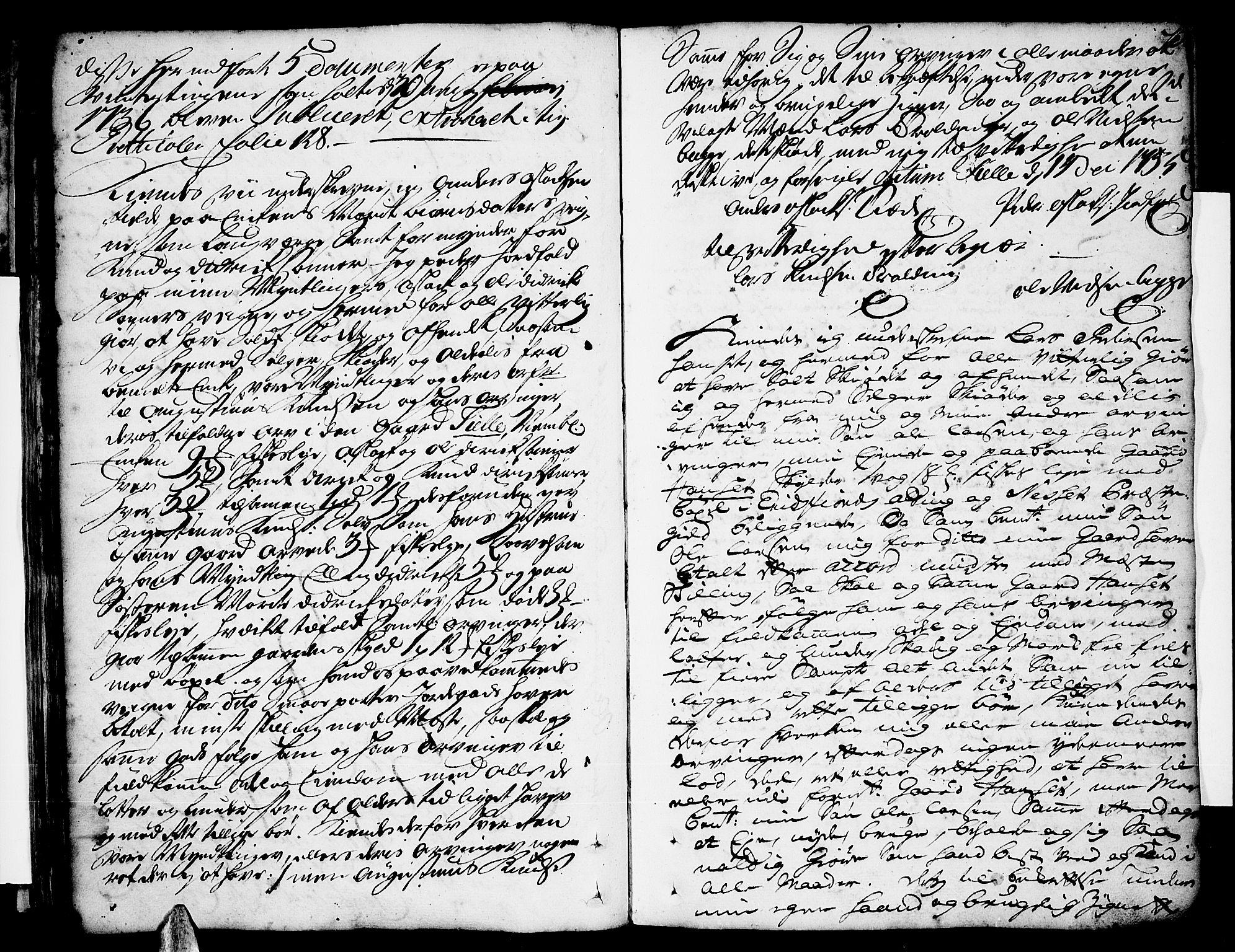 SAT, Romsdal sorenskriveri, 2/2C/L0002: Pantebok nr. 2, 1731-1745, s. 70