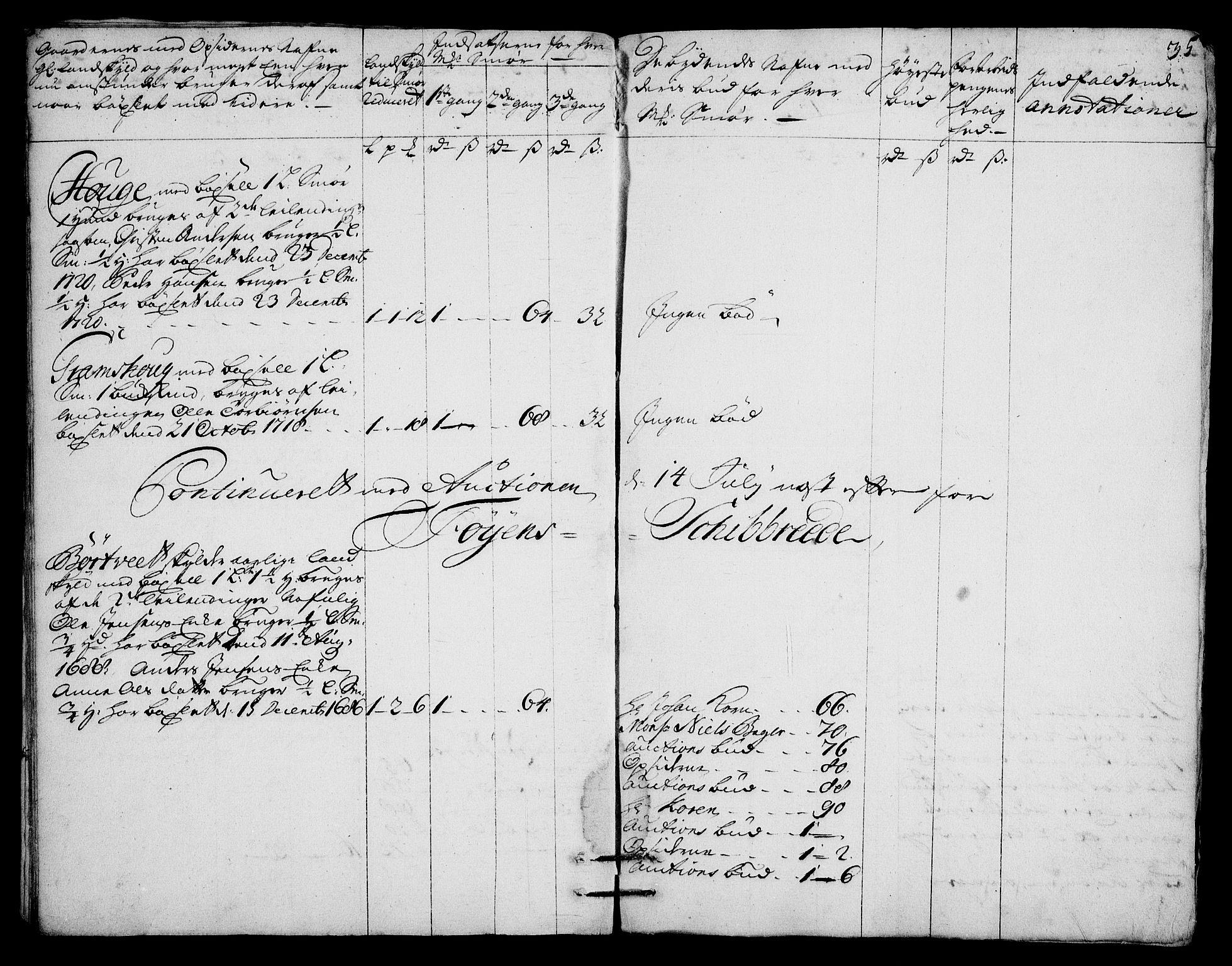 RA, Rentekammeret inntil 1814, Realistisk ordnet avdeling, On/L0003: [Jj 4]: Kommisjonsforretning over Vilhelm Hanssøns forpaktning av Halsnøy klosters gods, 1721-1729, s. 362
