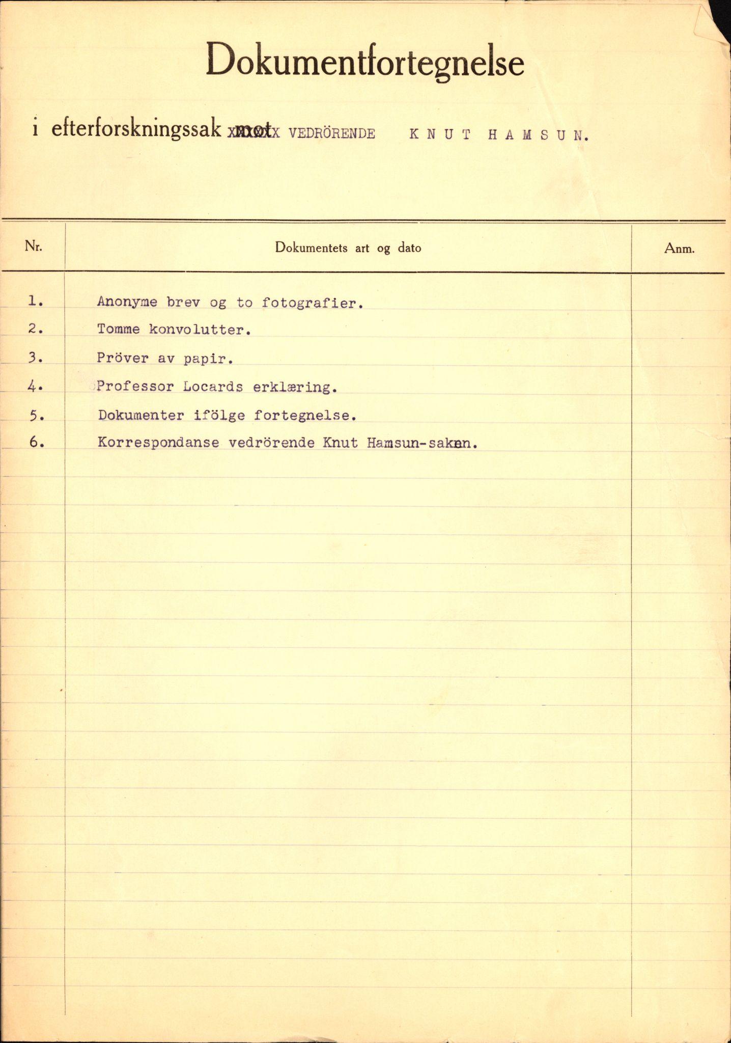 RA, Landssvikarkivet, Arendal politikammer, D/Dc/L0029: Anr. 192/45, 1945-1951, s. 1969