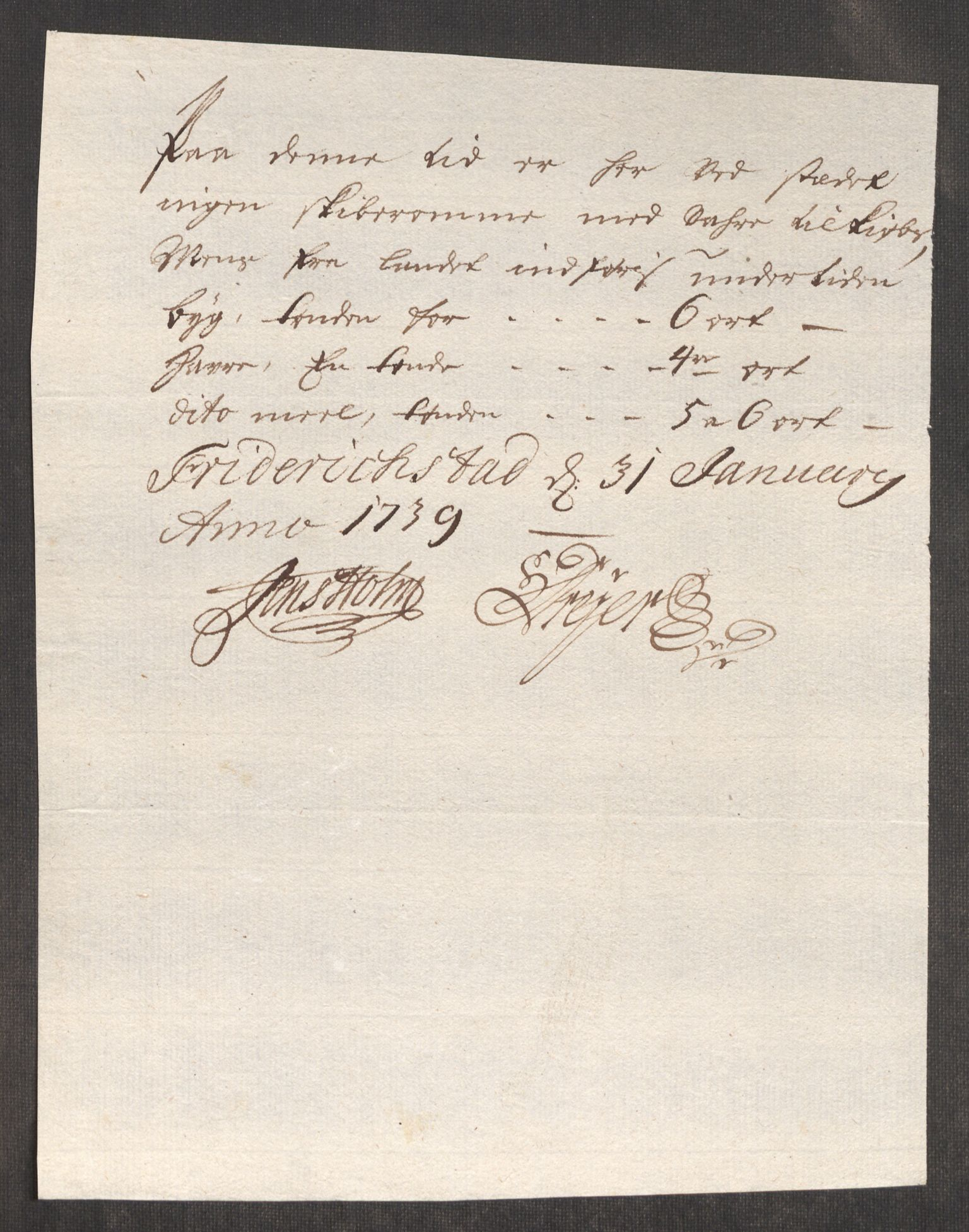 RA, Rentekammeret inntil 1814, Realistisk ordnet avdeling, Oe/L0001: [Ø1]: Priskuranter, 1712-1739, s. 898