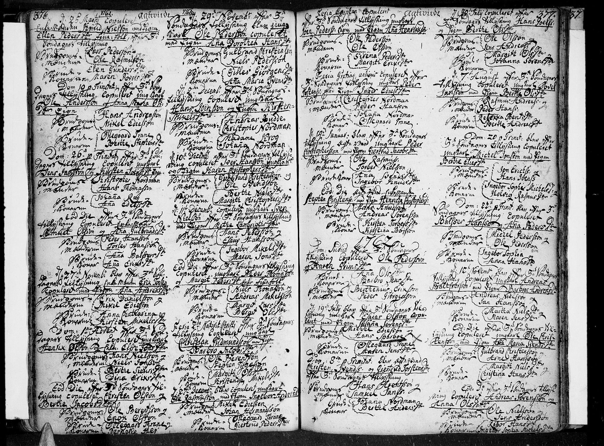 SATØ, Ibestad sokneprestembete, Ministerialbok nr. 2, 1751-1775, s. 376-377