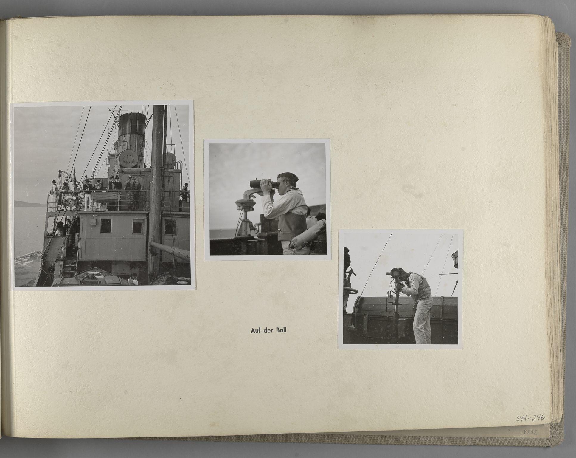 RA, Tyske arkiver, Reichskommissariat, Bildarchiv, U/L0071: Fotoalbum: Mit dem Reichskommissar nach Nordnorwegen und Finnland 10. bis 27. Juli 1942, 1942, s. 99