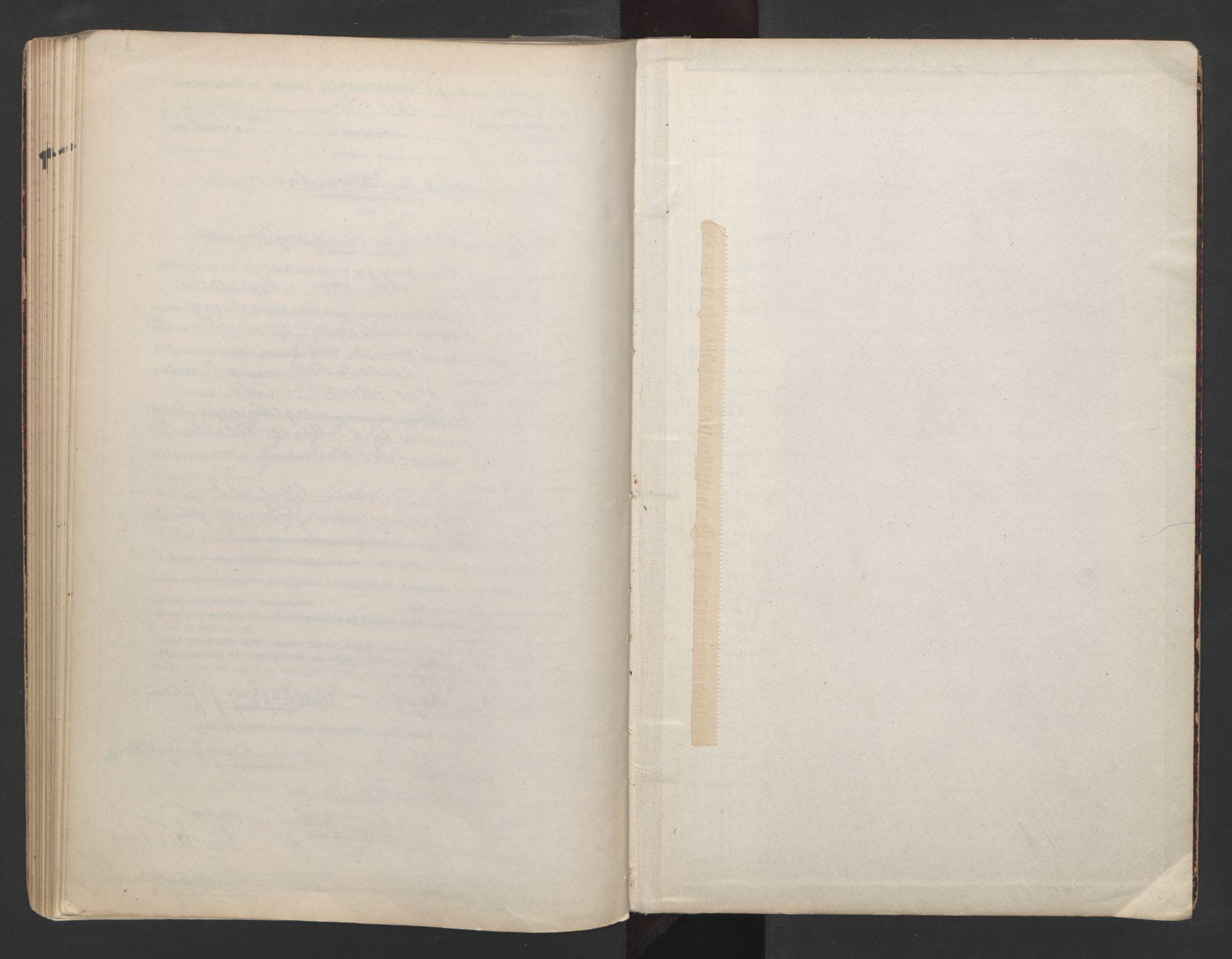 SAO, Aker sorenskriveri, L/Lc/Lcb/L0005: Vigselprotokoll, 1929-1931, s. upaginert