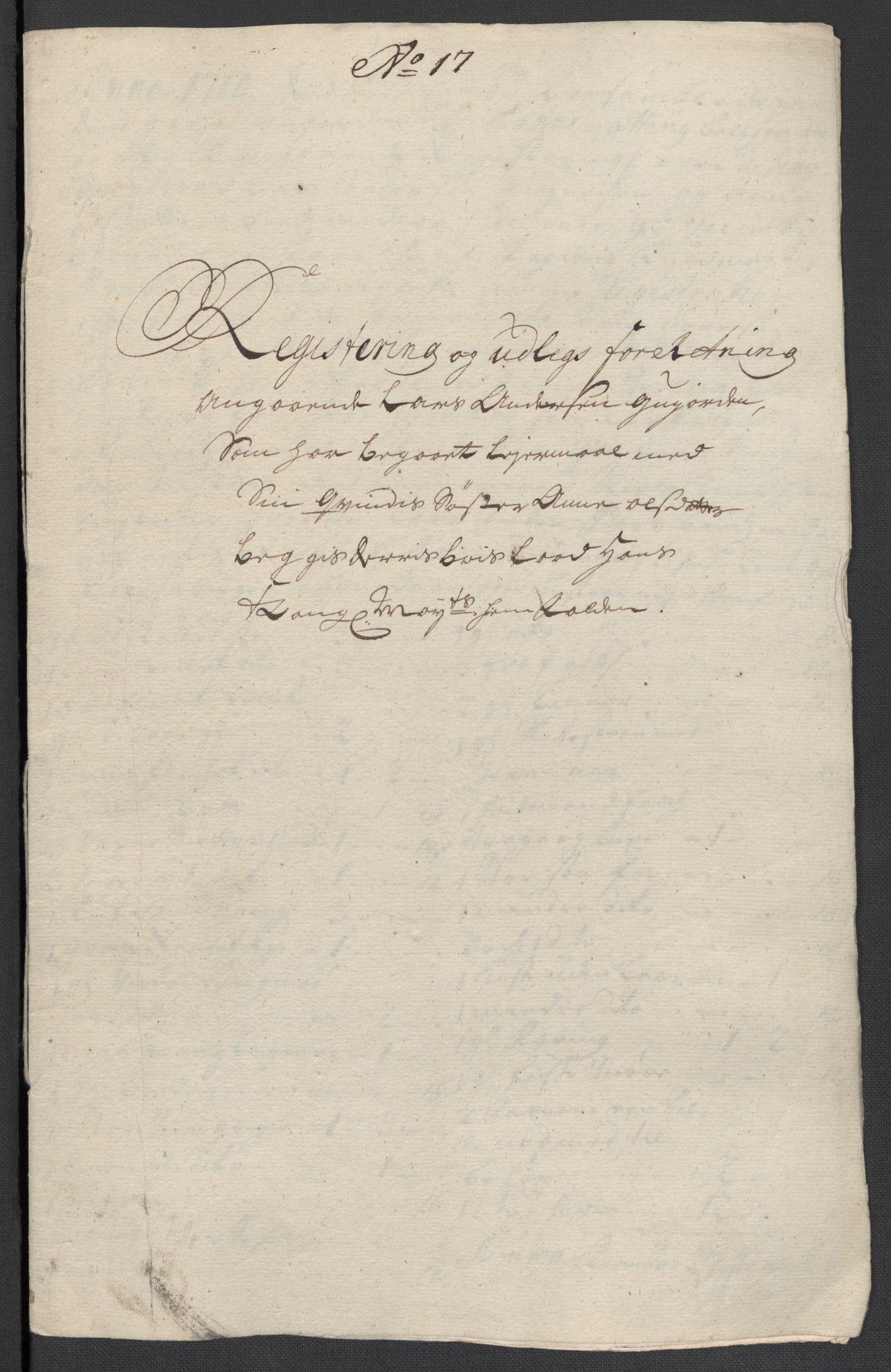 RA, Rentekammeret inntil 1814, Reviderte regnskaper, Fogderegnskap, R55/L3660: Fogderegnskap Romsdal, 1711, s. 348