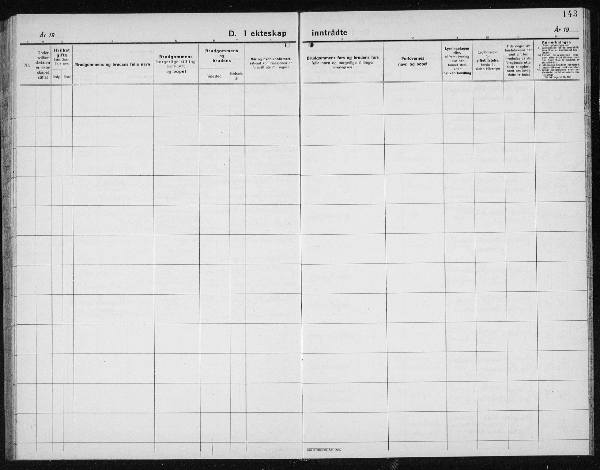 SAT, Ministerialprotokoller, klokkerbøker og fødselsregistre - Sør-Trøndelag, 607/L0327: Klokkerbok nr. 607C01, 1930-1939, s. 143