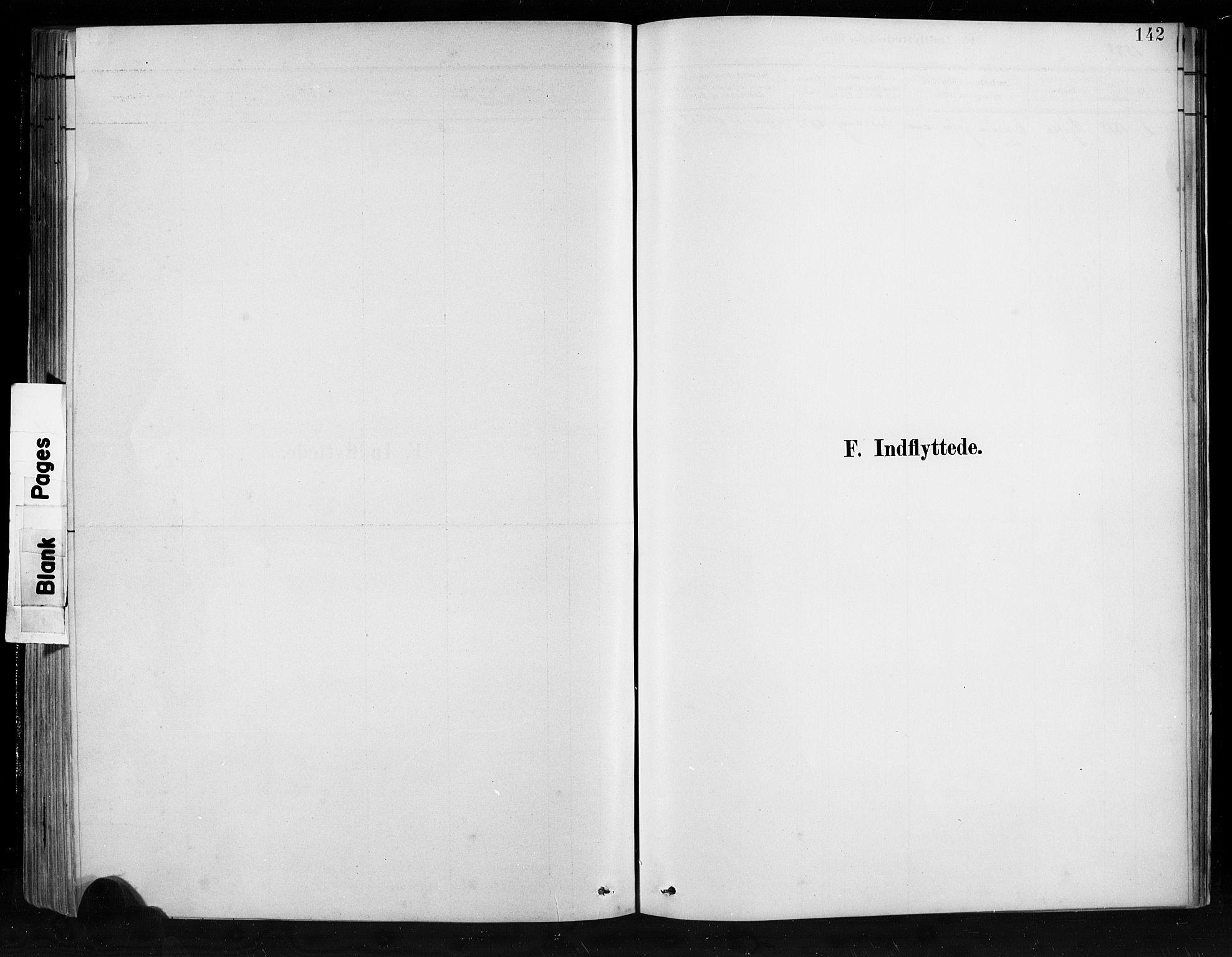 SAB, Jostedal sokneprestembete, H/Hab/Habb/L0001: Klokkerbok nr. B 1, 1882-1921, s. 142
