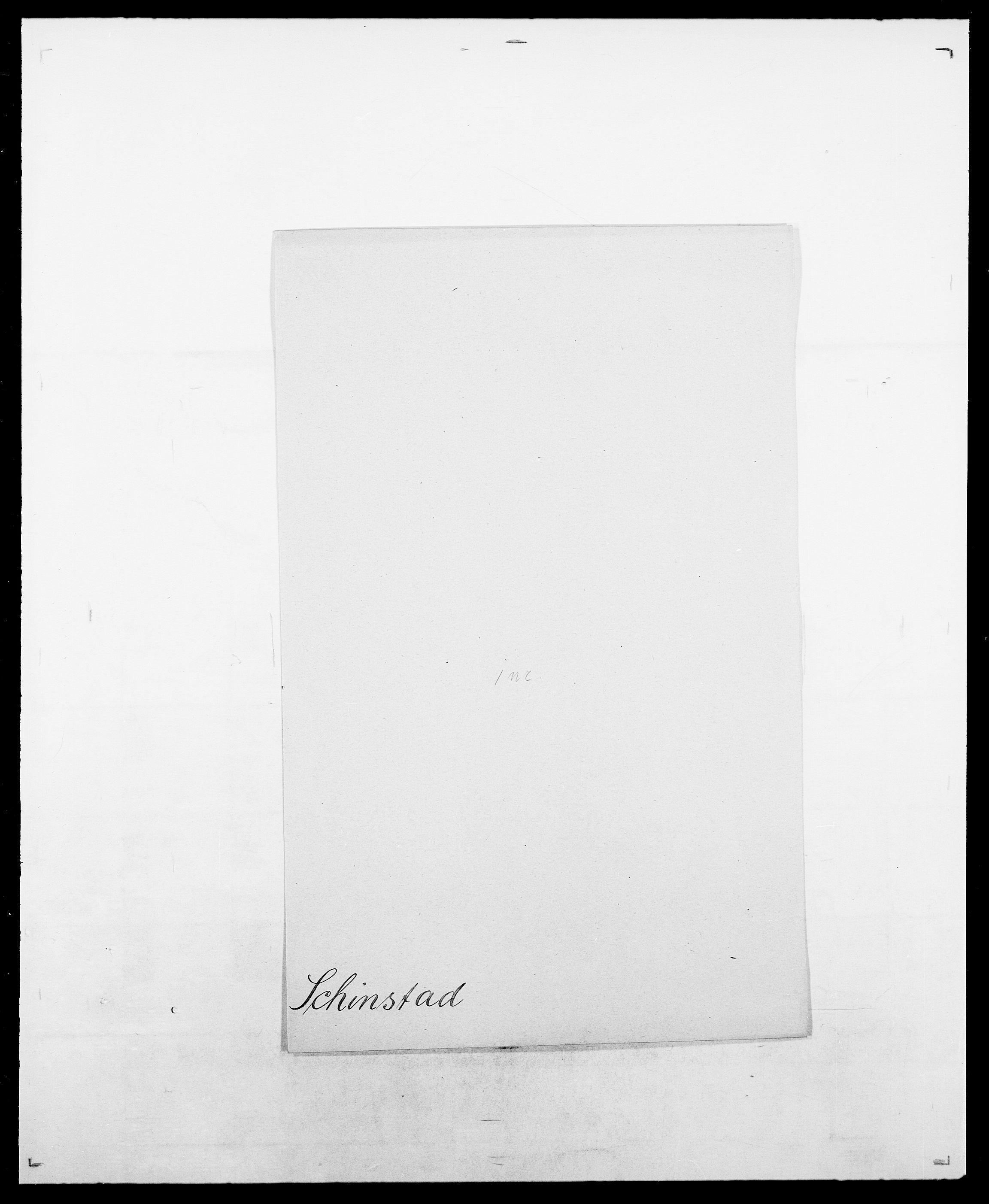 SAO, Delgobe, Charles Antoine - samling, D/Da/L0034: Saabye - Schmincke, s. 554