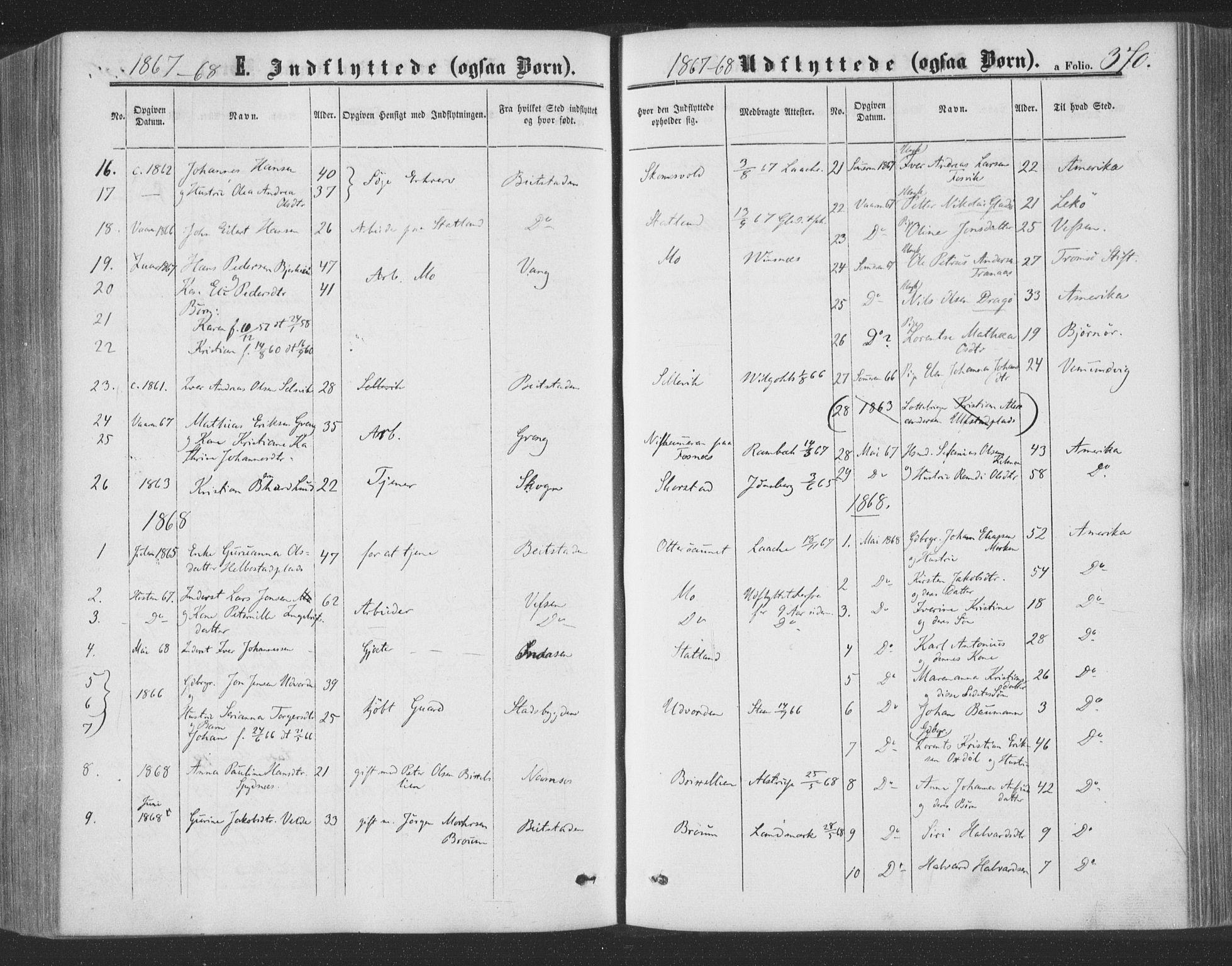 SAT, Ministerialprotokoller, klokkerbøker og fødselsregistre - Nord-Trøndelag, 773/L0615: Ministerialbok nr. 773A06, 1857-1870, s. 370