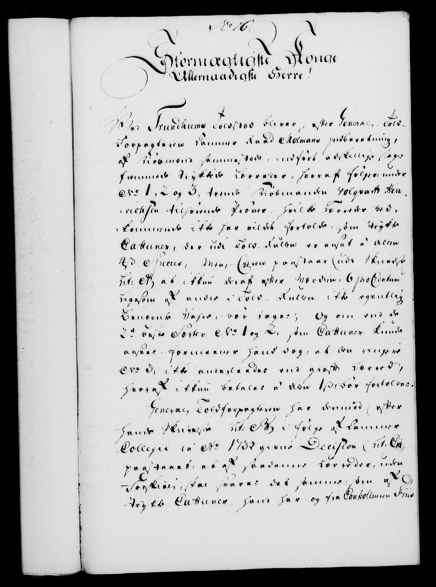 RA, Rentekammeret, Kammerkanselliet, G/Gf/Gfa/L0033: Norsk relasjons- og resolusjonsprotokoll (merket RK 52.33), 1751, s. 92