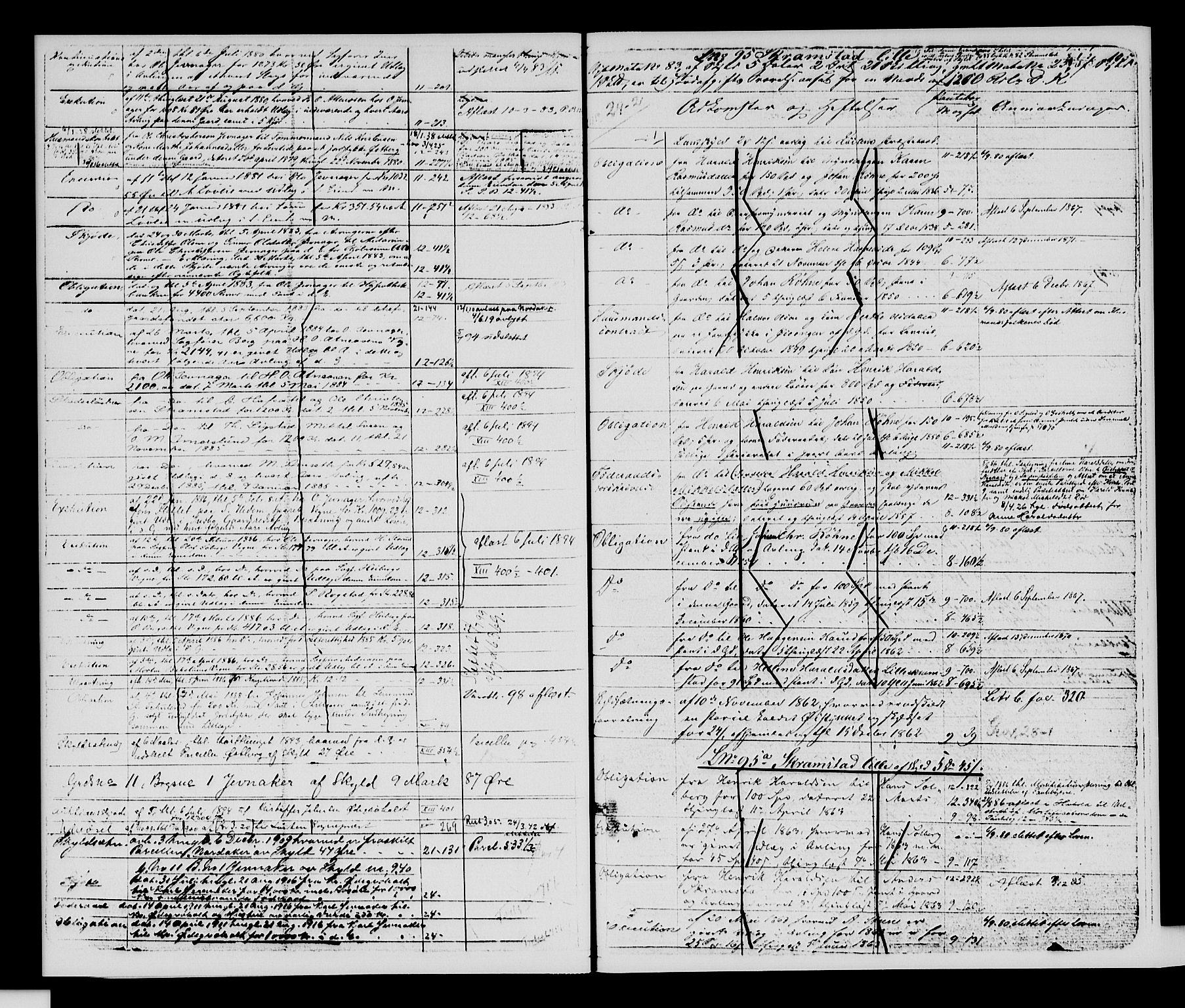 SAH, Sør-Hedmark sorenskriveri, H/Ha/Hac/Hacc/L0001: Panteregister nr. 3.1, 1855-1943, s. 105
