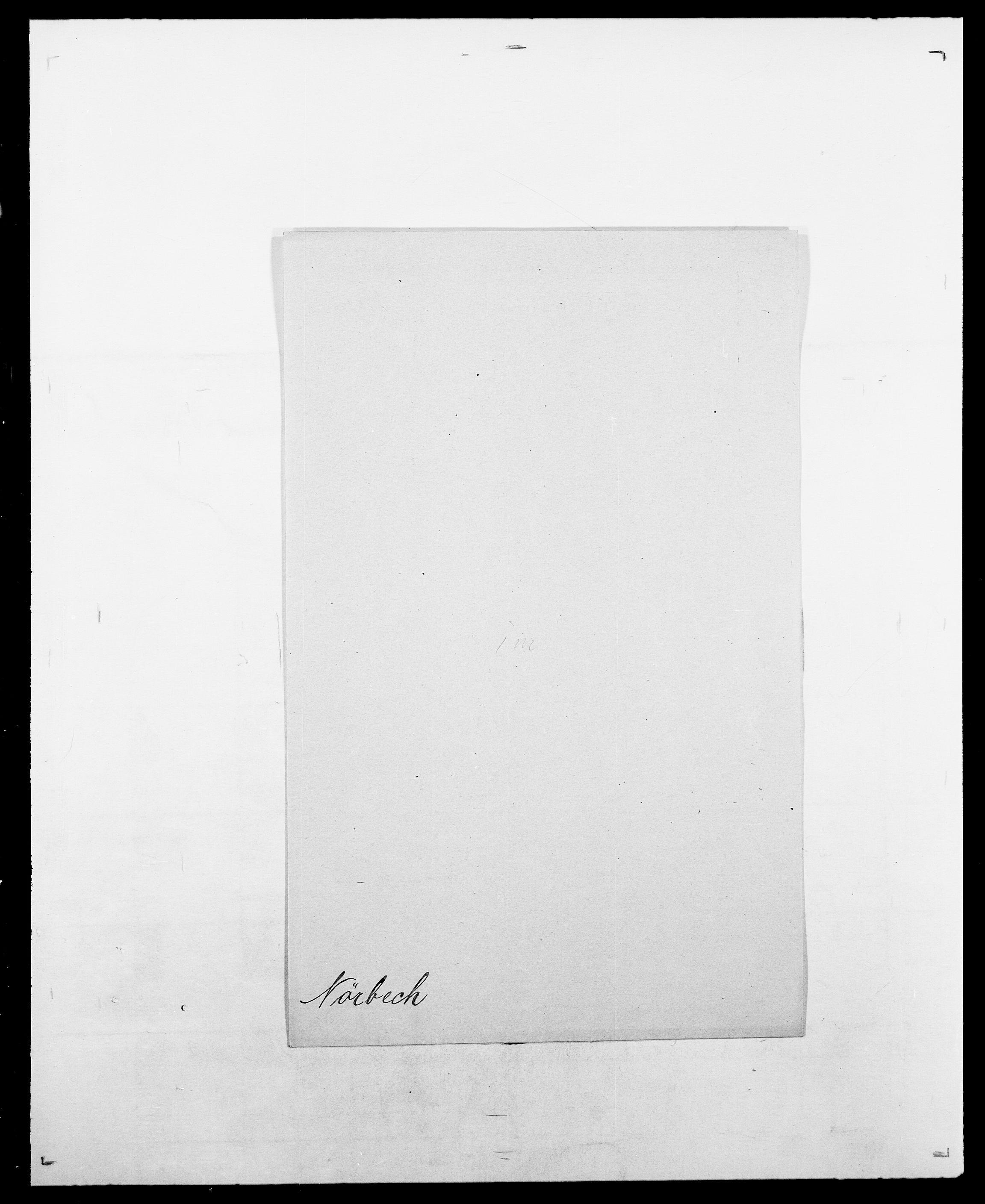 SAO, Delgobe, Charles Antoine - samling, D/Da/L0028: Naaden - Nøvik, s. 641