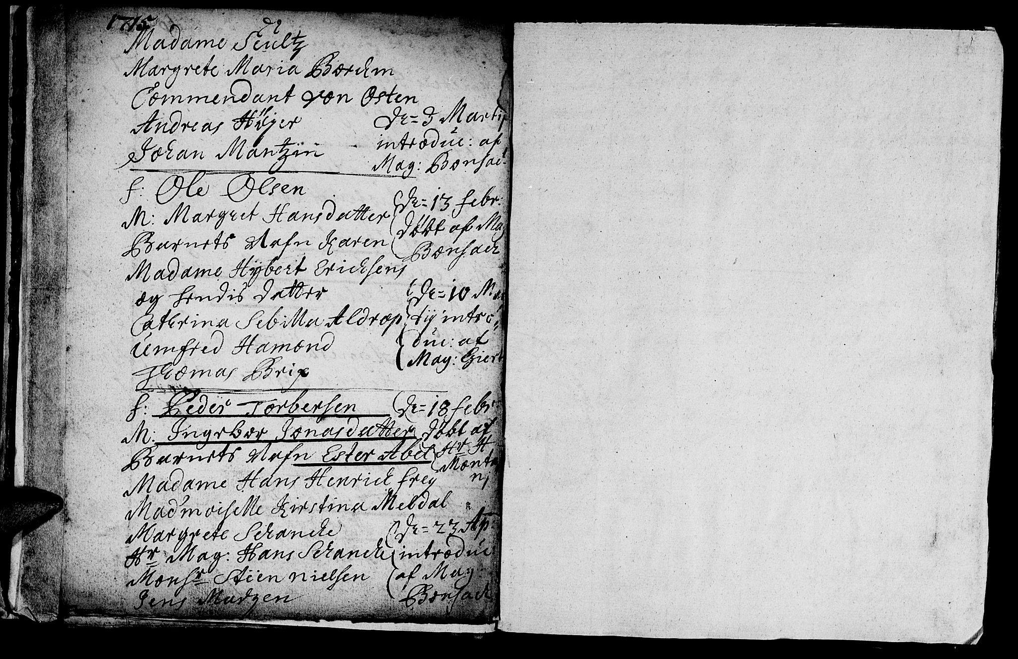 SAT, Ministerialprotokoller, klokkerbøker og fødselsregistre - Sør-Trøndelag, 601/L0035: Ministerialbok nr. 601A03, 1713-1728, s. 236b