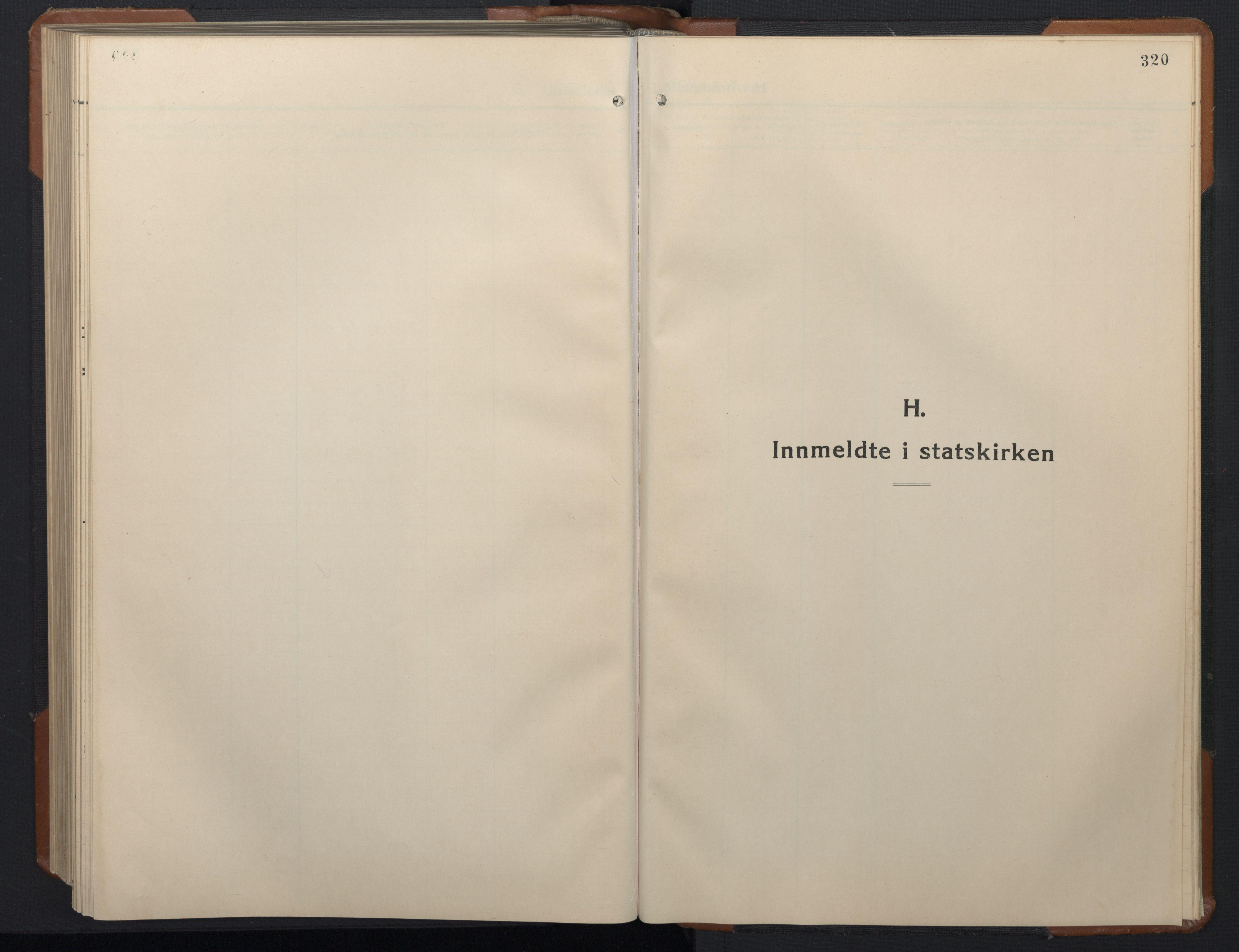 SAT, Ministerialprotokoller, klokkerbøker og fødselsregistre - Sør-Trøndelag, 657/L0718: Klokkerbok nr. 657C05, 1923-1948, s. 320