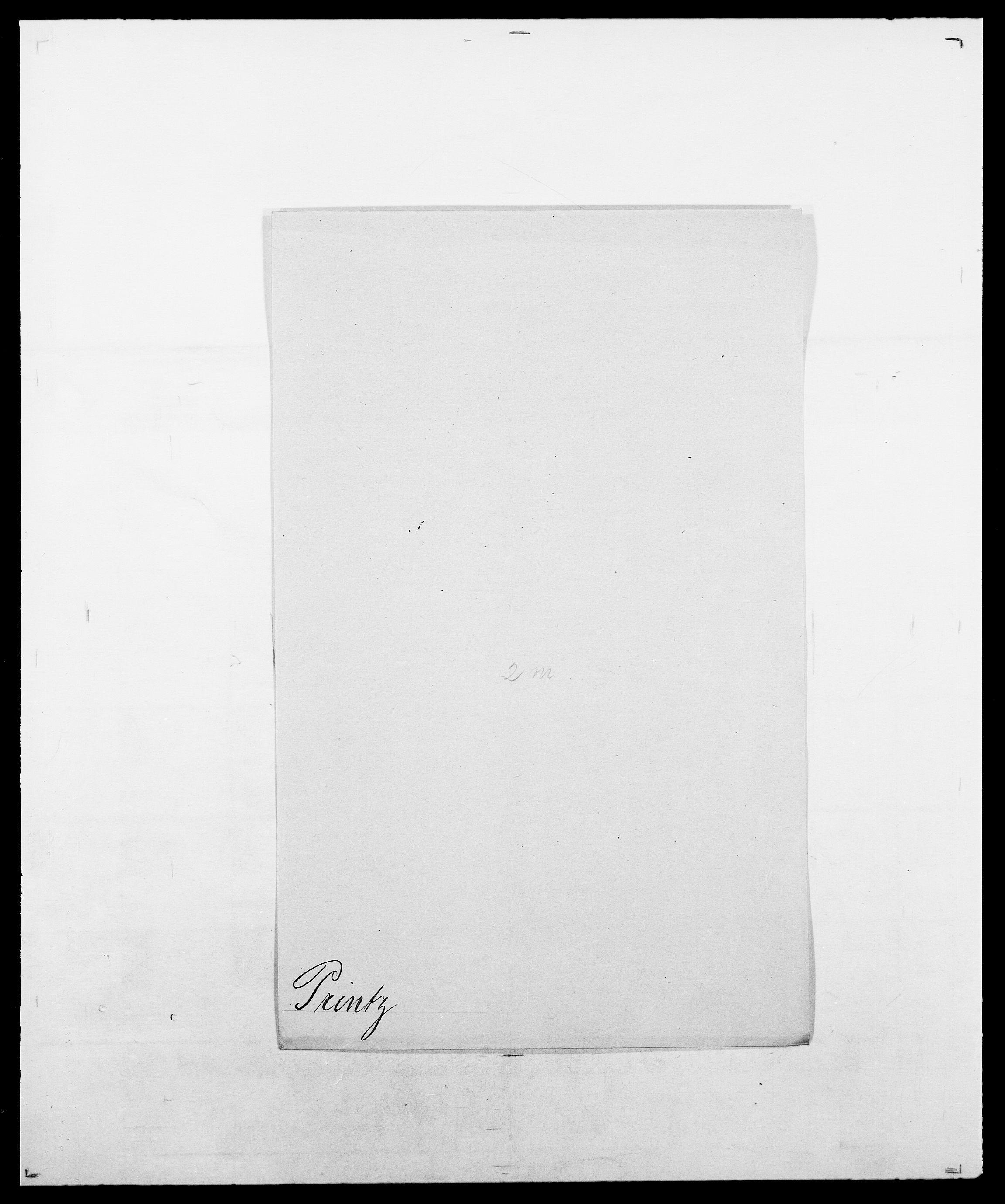 SAO, Delgobe, Charles Antoine - samling, D/Da/L0031: de Place - Raaum, s. 338