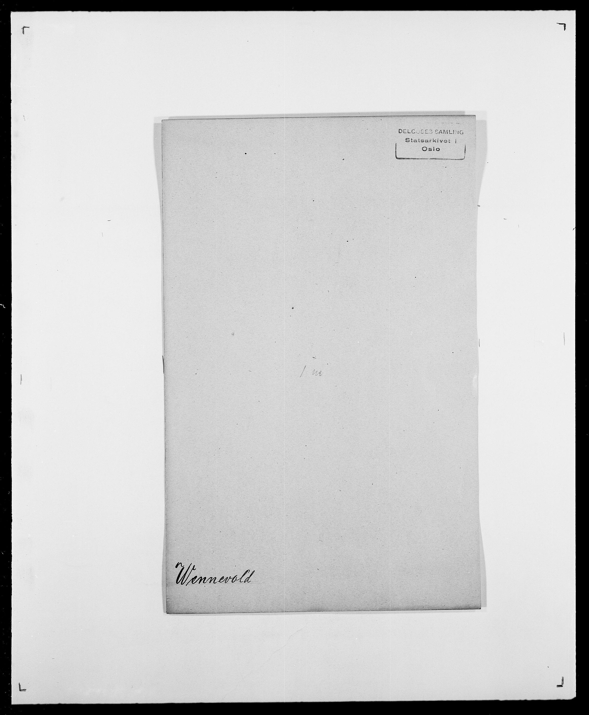 SAO, Delgobe, Charles Antoine - samling, D/Da/L0041: Vemmestad - Viker, s. 40