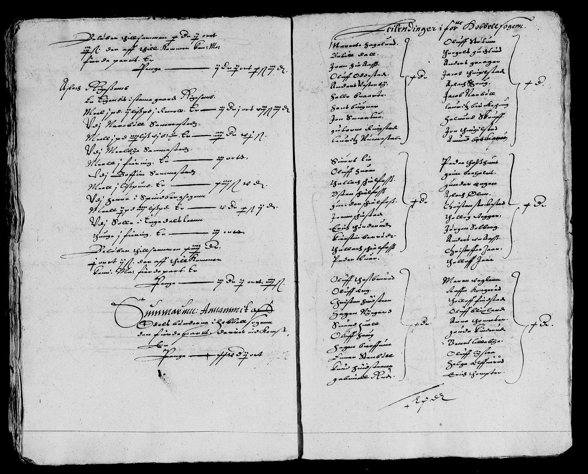 RA, Rentekammeret inntil 1814, Reviderte regnskaper, Lensregnskaper, R/Rb/Rba/L0067: Akershus len, 1623-1624