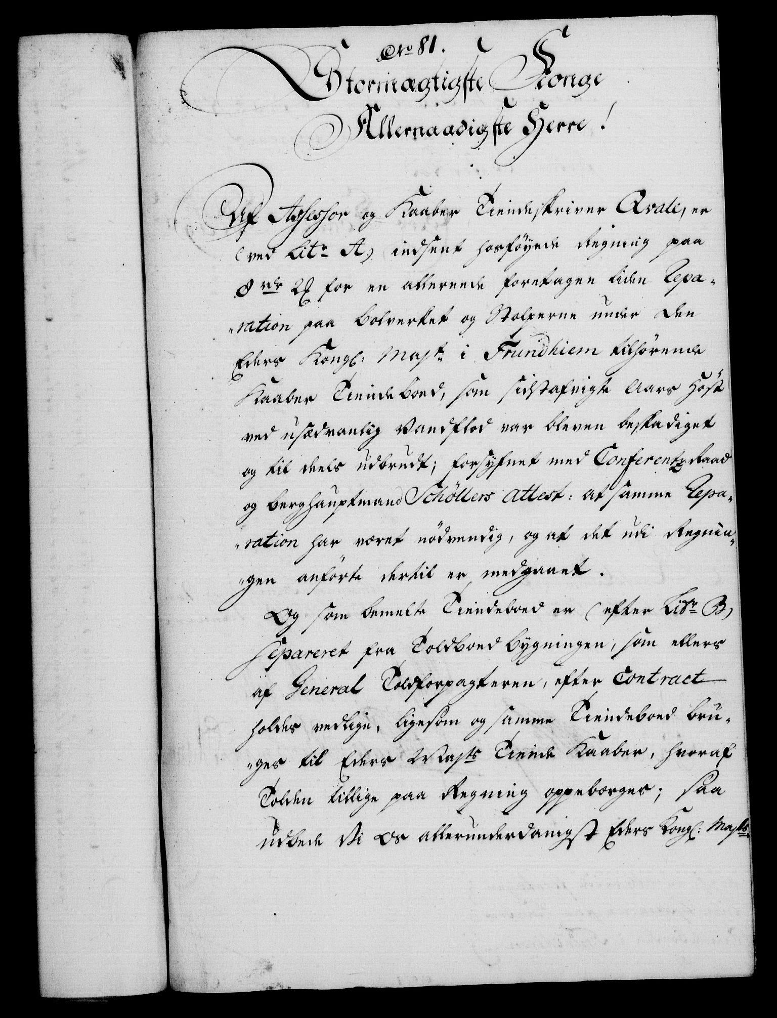 RA, Rentekammeret, Kammerkanselliet, G/Gf/Gfa/L0035: Norsk relasjons- og resolusjonsprotokoll (merket RK 52.35), 1753, s. 496