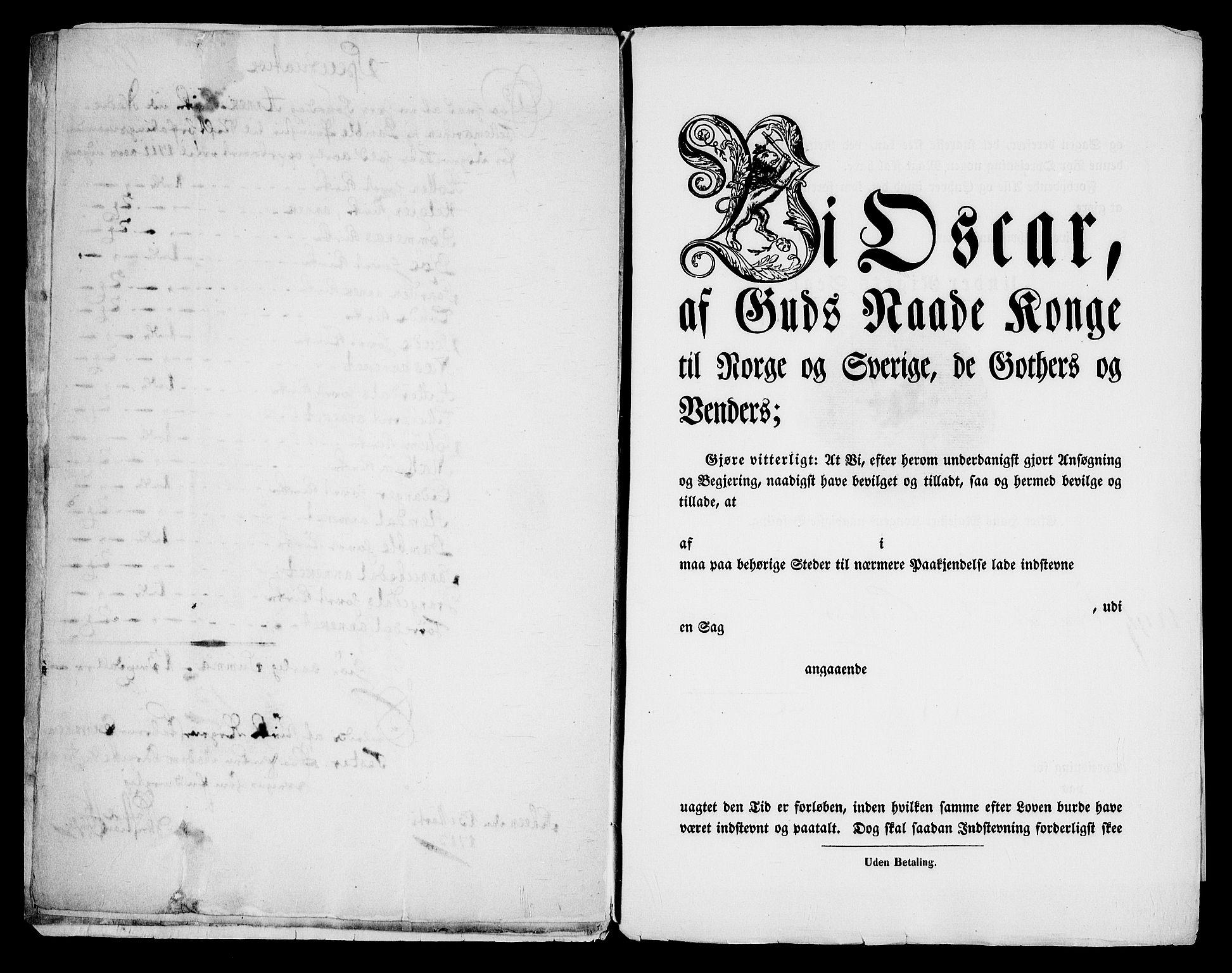 RA, Danske Kanselli, Skapsaker, G/L0019: Tillegg til skapsakene, 1616-1753, s. 391