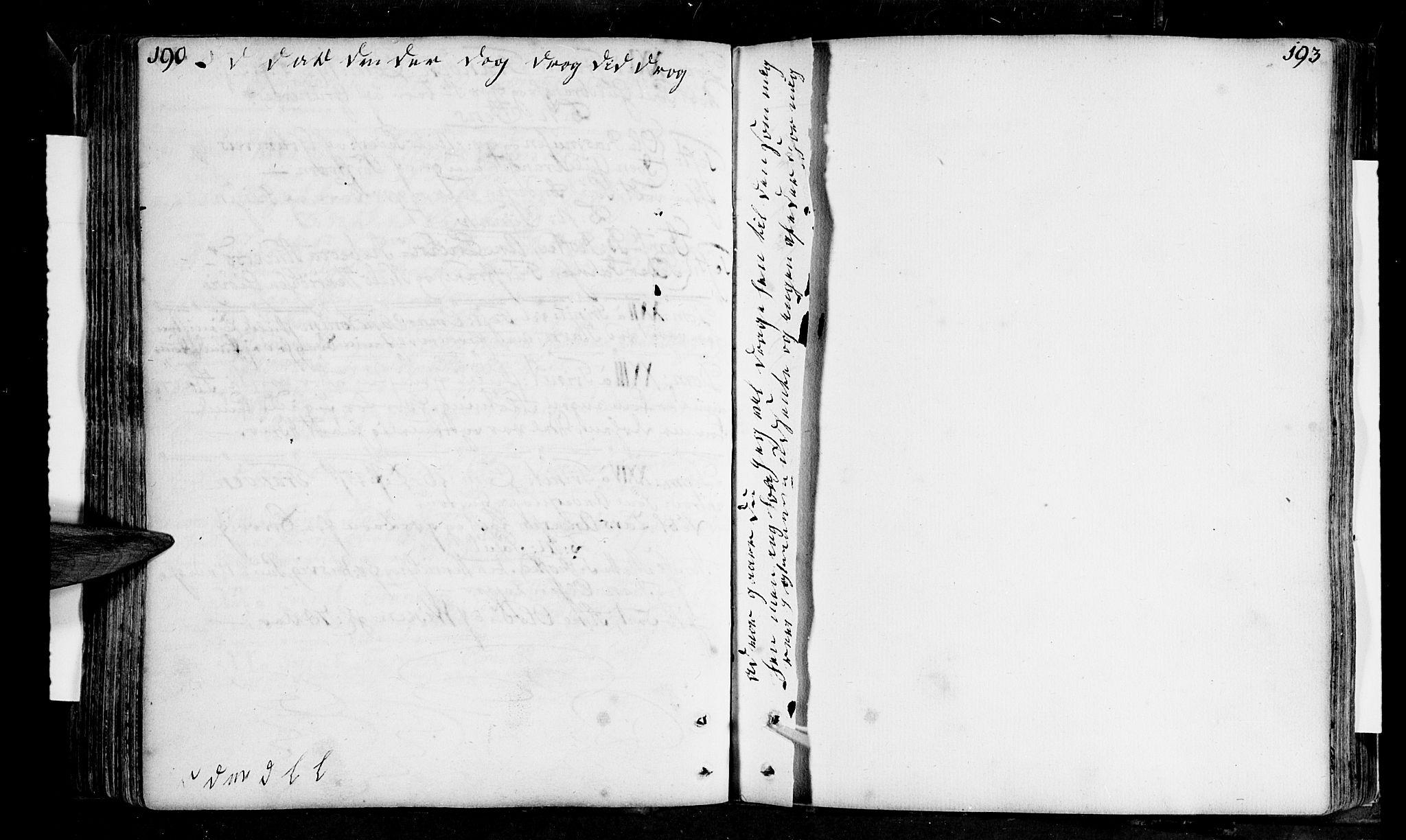 SATØ, Tranøy sokneprestkontor, I/Ia/Iaa/L0001kirke: Ministerialbok nr. 1, 1757-1773, s. 190-191
