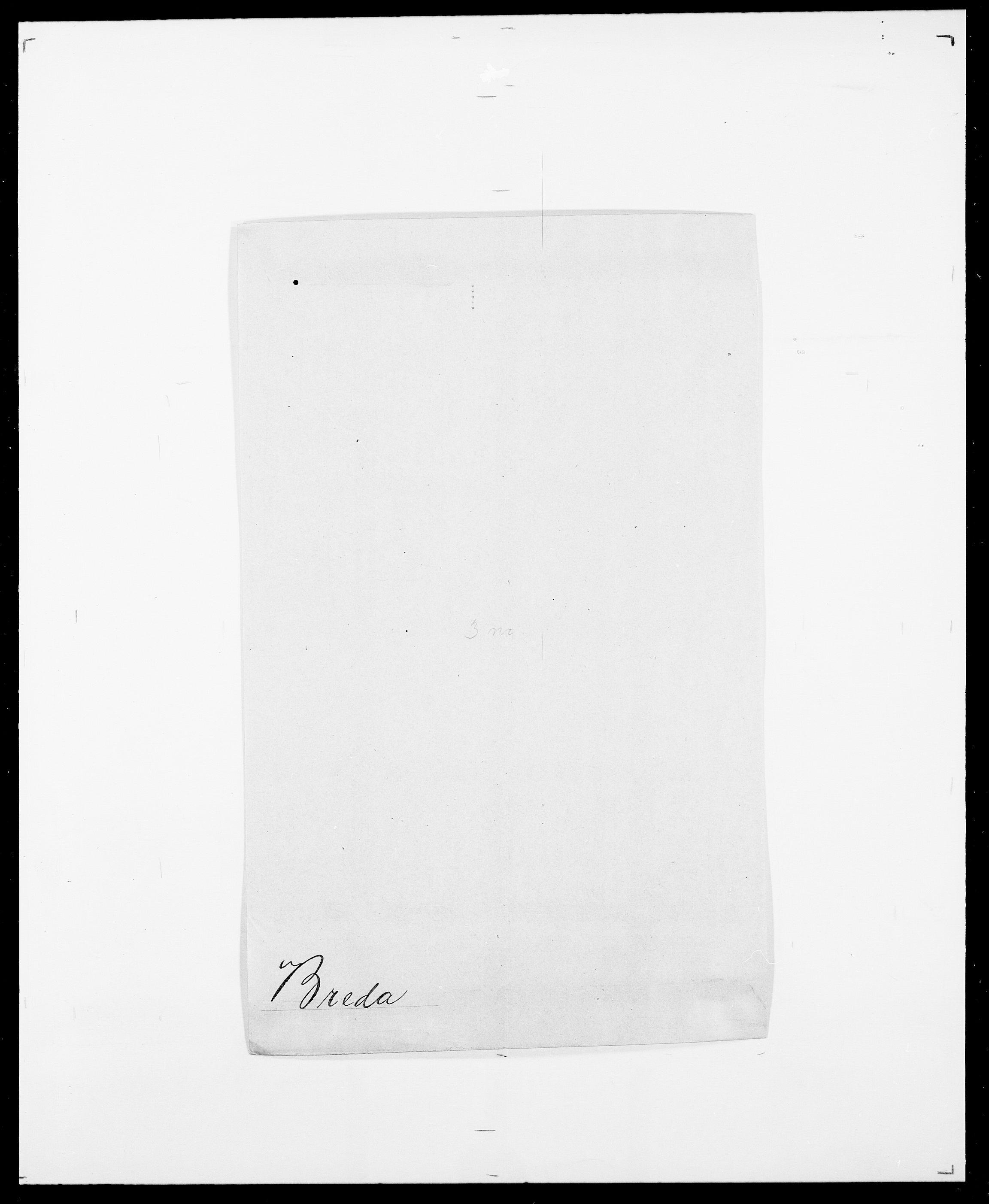 SAO, Delgobe, Charles Antoine - samling, D/Da/L0006: Brambani - Brønø, s. 220