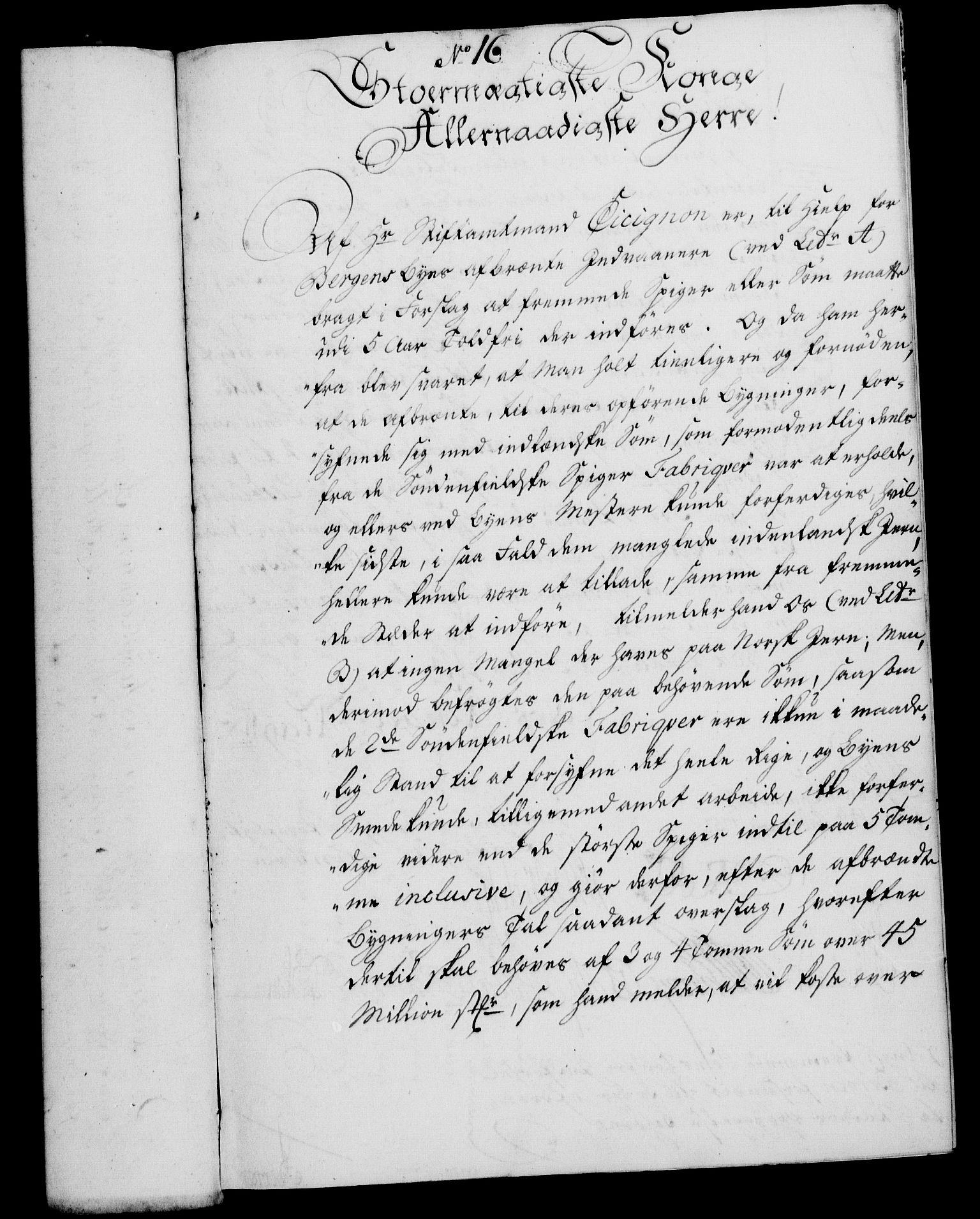 RA, Rentekammeret, Kammerkanselliet, G/Gf/Gfa/L0039: Norsk relasjons- og resolusjonsprotokoll (merket RK 52.39), 1757, s. 97