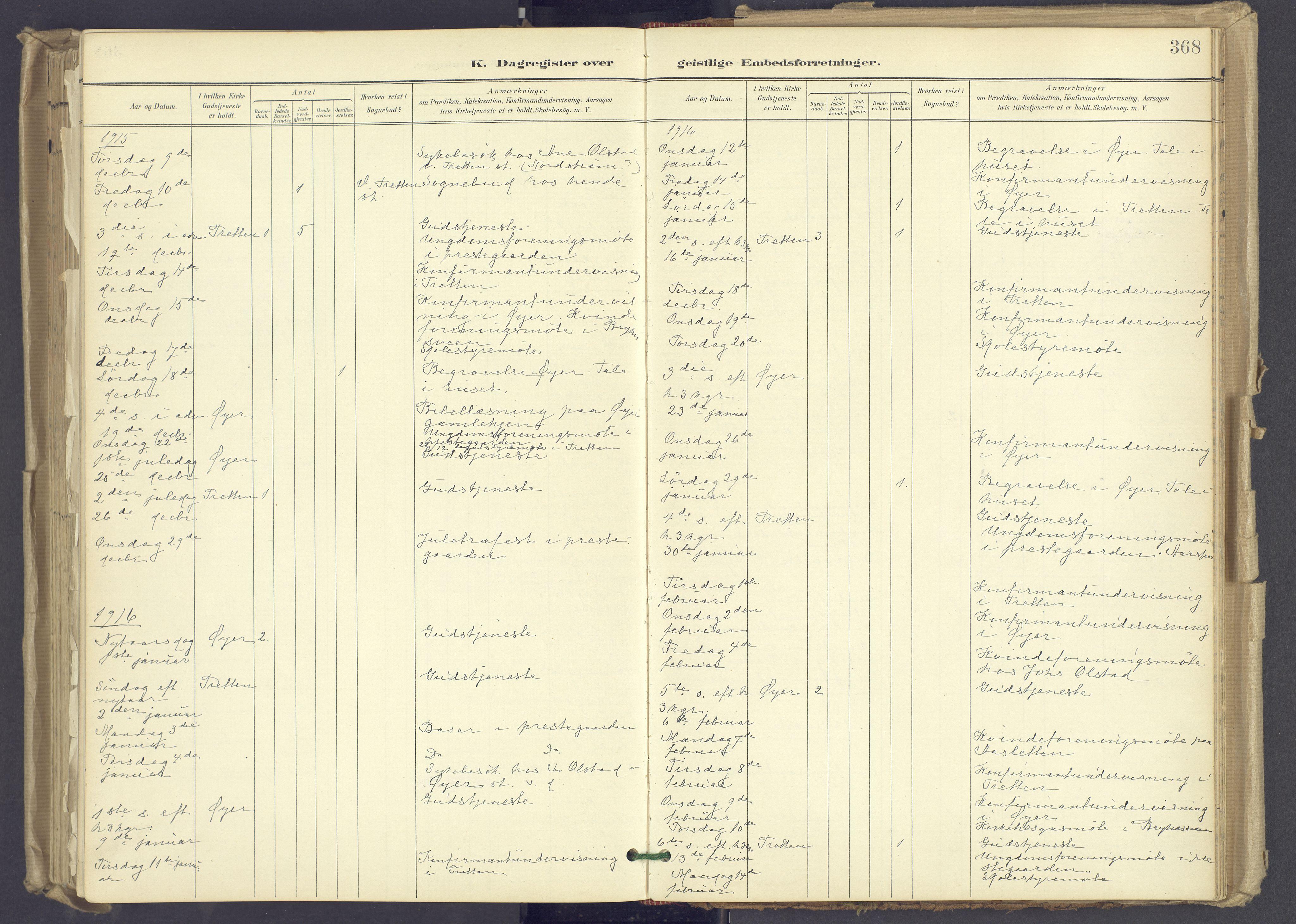 SAH, Øyer prestekontor, Ministerialbok nr. 12, 1897-1920, s. 368