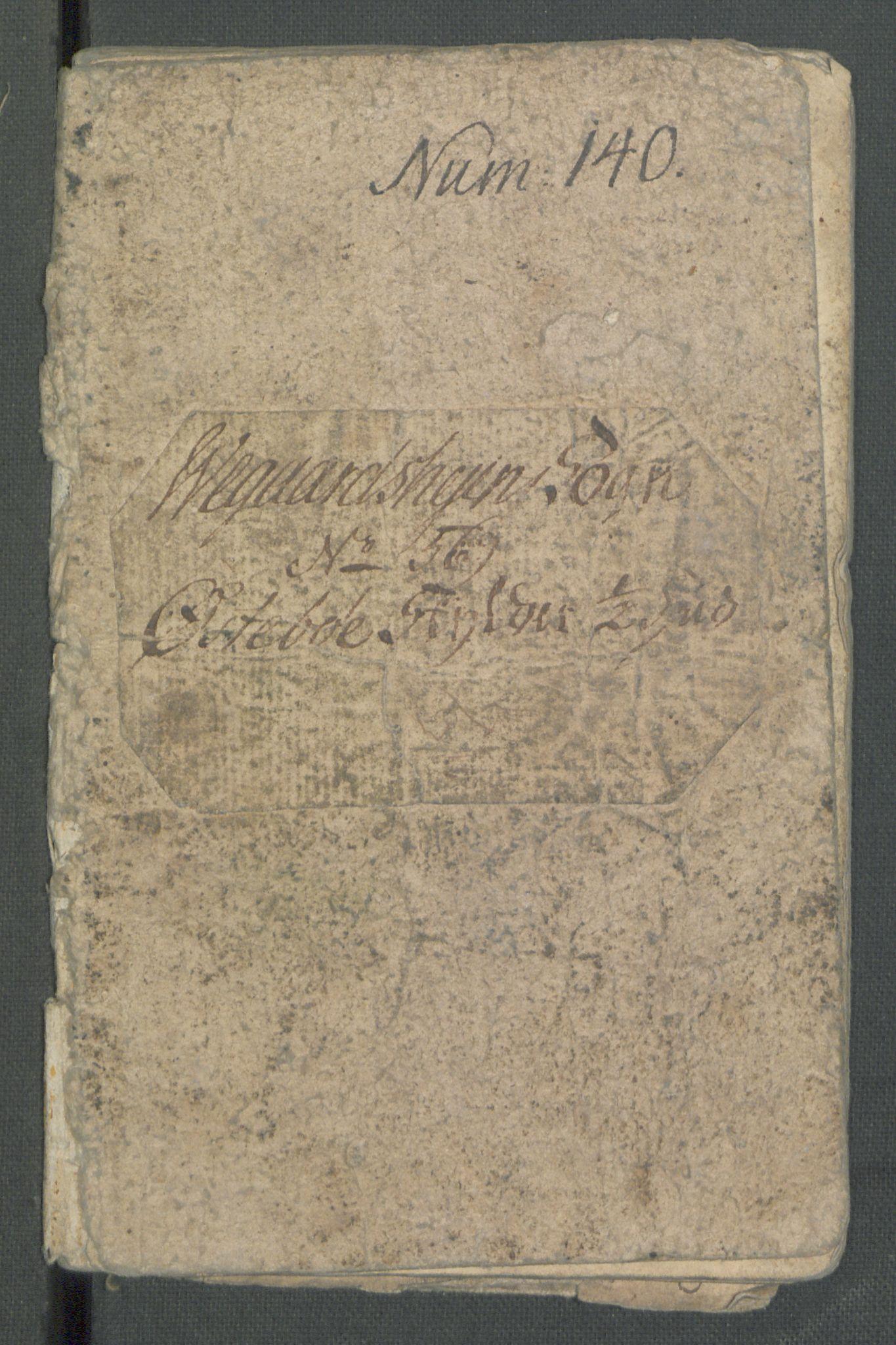 RA, Rentekammeret inntil 1814, Realistisk ordnet avdeling, Od/L0001: Oppløp, 1786-1769, s. 178