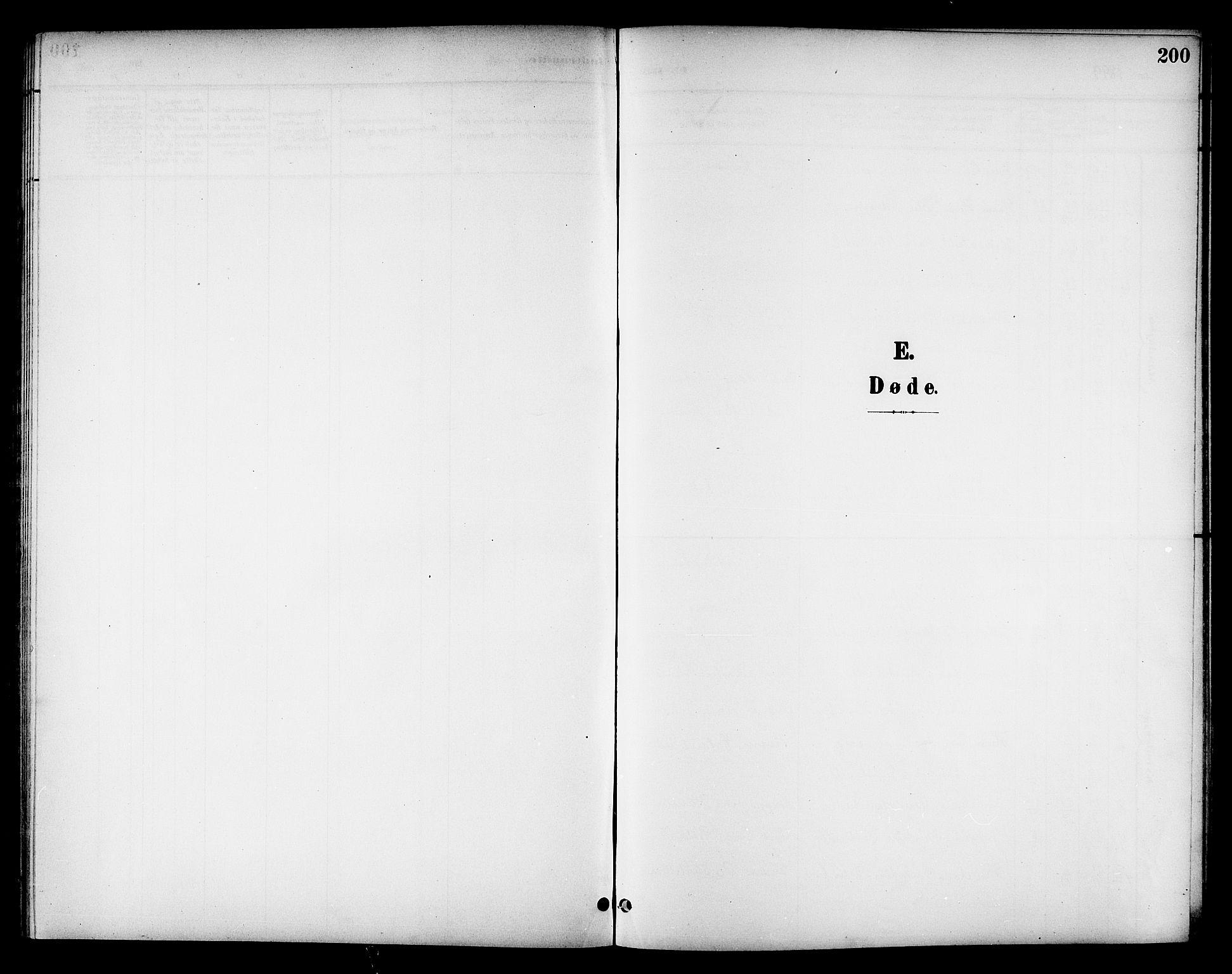 SAT, Ministerialprotokoller, klokkerbøker og fødselsregistre - Sør-Trøndelag, 655/L0688: Klokkerbok nr. 655C04, 1899-1922, s. 200