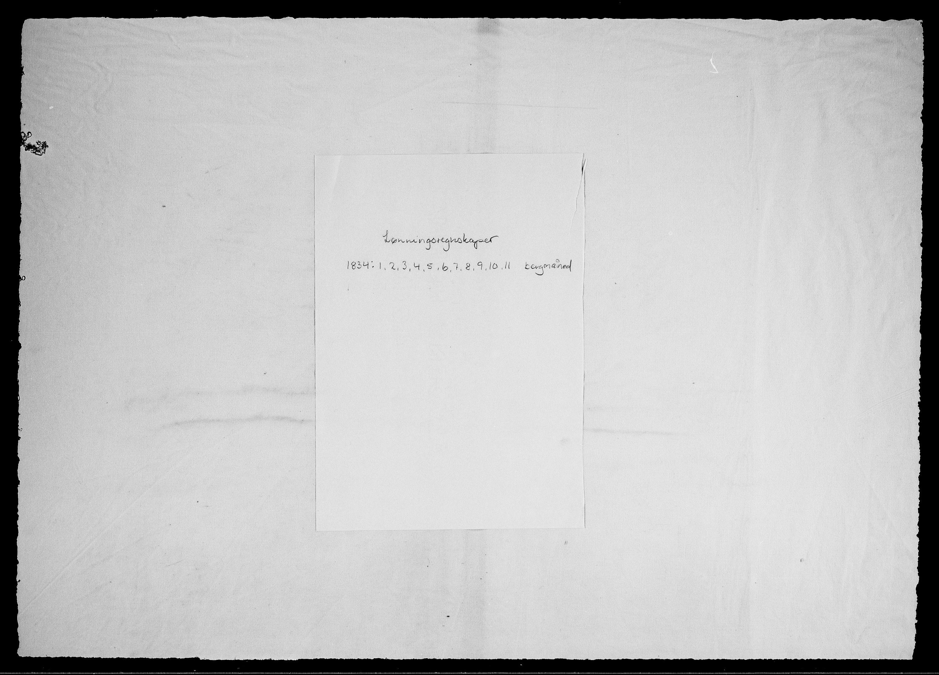 RA, Modums Blaafarveværk, G/Gd/Gdd/L0274, 1834, s. 2