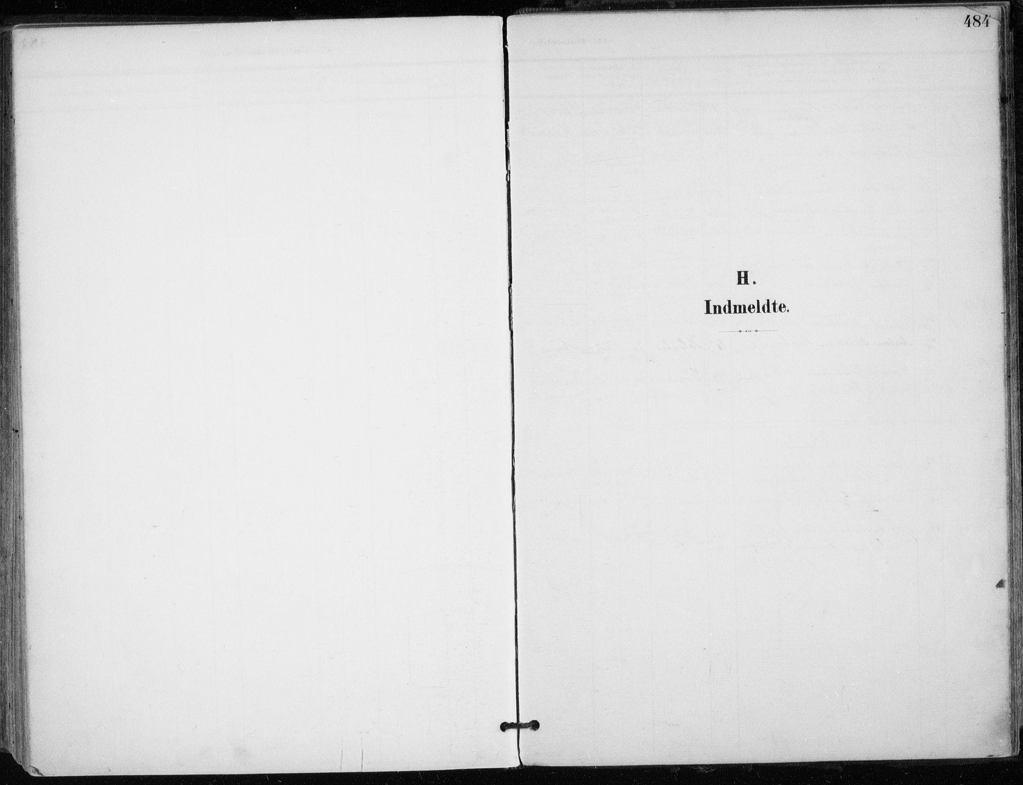 SATØ, Trondenes sokneprestkontor, H/Ha/L0017kirke: Ministerialbok nr. 17, 1899-1908, s. 484