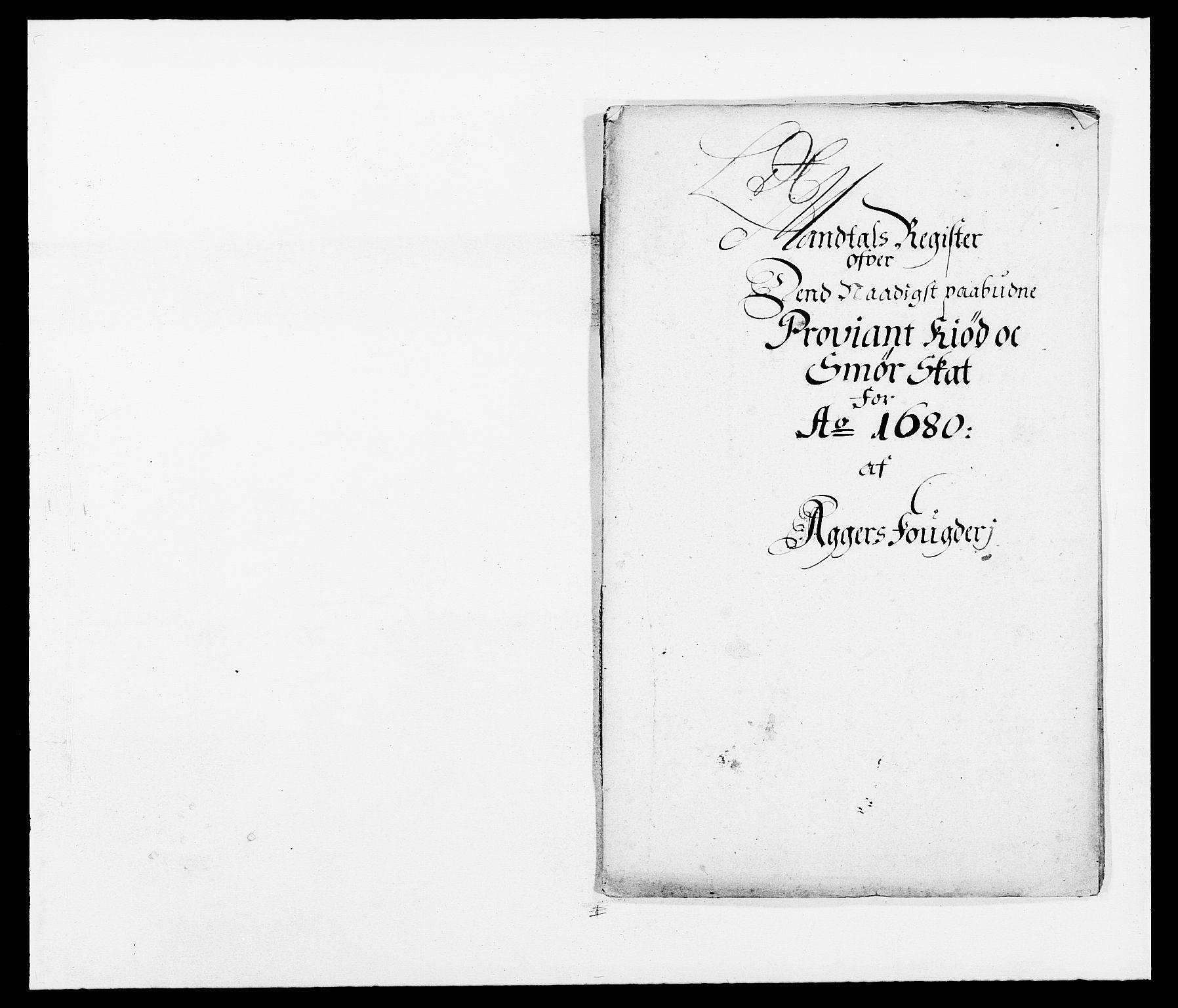 RA, Rentekammeret inntil 1814, Reviderte regnskaper, Fogderegnskap, R08/L0417: Fogderegnskap Aker, 1678-1681, s. 110
