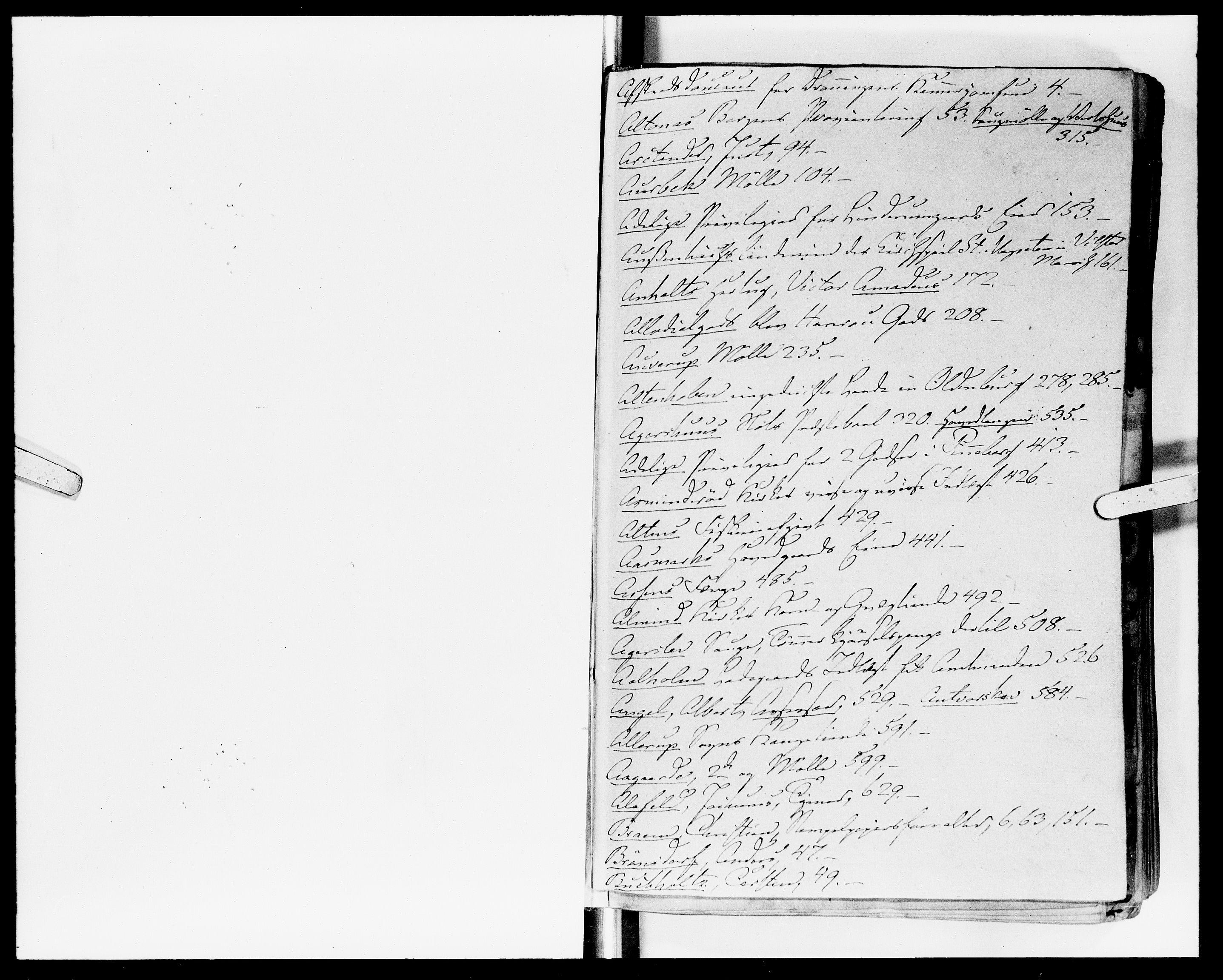 DRA, Rentekammeret Skatkammeret, Danske Sekretariat (1660-1679) / Rentekammeret Danske Afdeling, Kammerkancelliet (1679-1771), -/2212-14: Ekspeditionsprotokol, 1699-1700