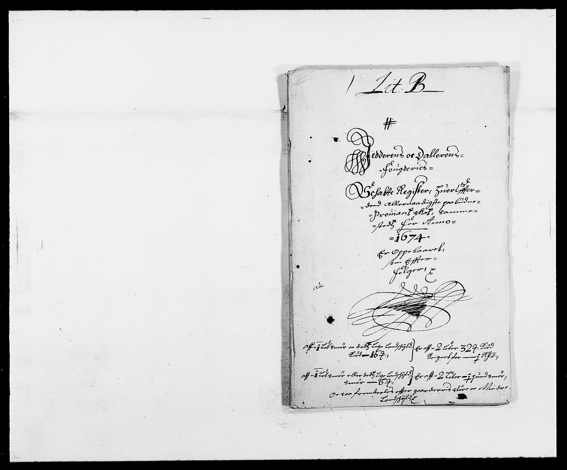 RA, Rentekammeret inntil 1814, Reviderte regnskaper, Fogderegnskap, R46/L2714: Fogderegnskap Jæren og Dalane, 1673-1674, s. 220