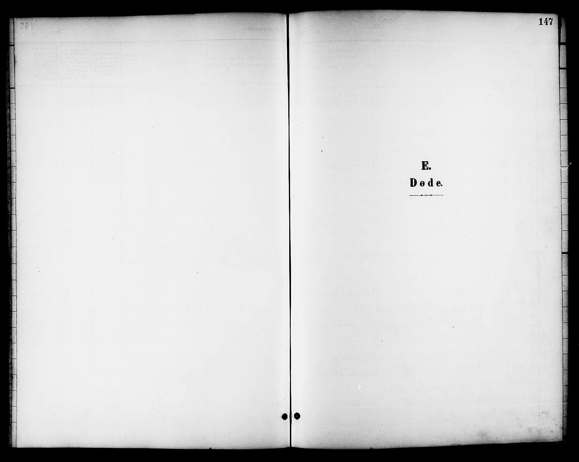 SAT, Ministerialprotokoller, klokkerbøker og fødselsregistre - Nord-Trøndelag, 714/L0135: Klokkerbok nr. 714C04, 1899-1918, s. 147